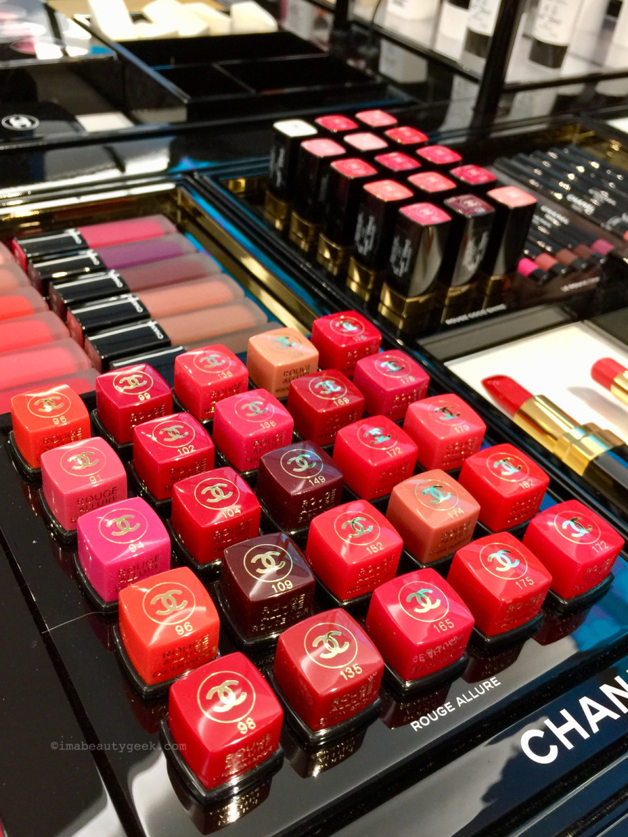 Chanel at Shoppers Drug Mart Dundas Sq.