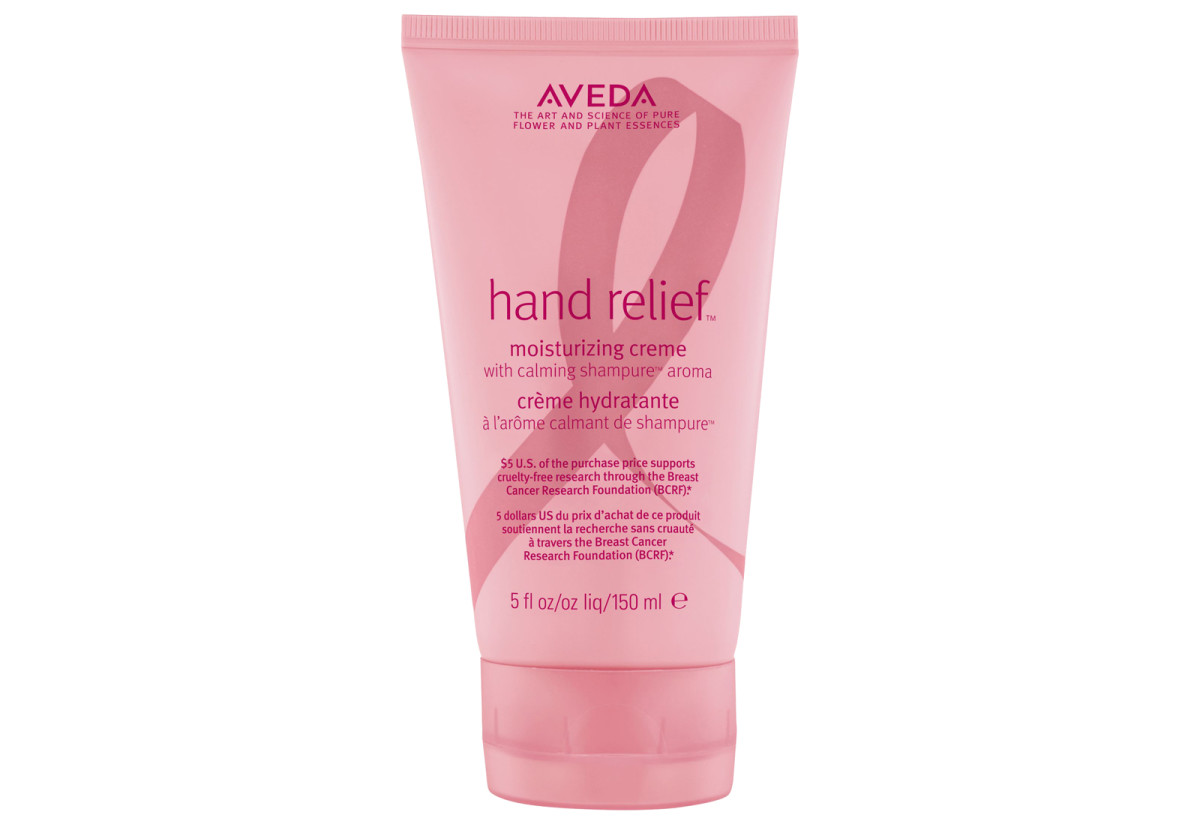 Aveda Hand Relief Moisturizing Creme pink-ribbon edition