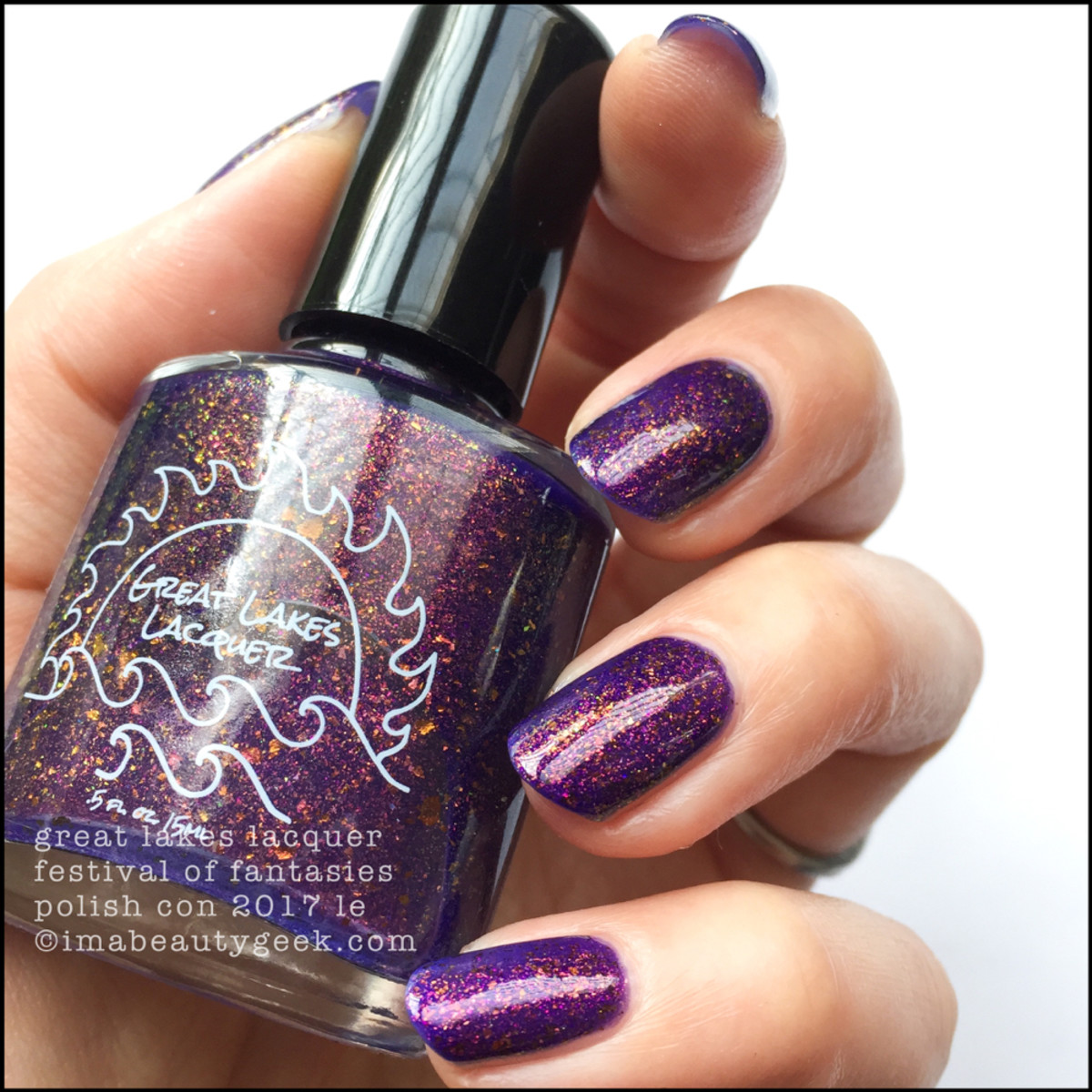 Great Lakes Lacquer Festival of Fantasies _ Great Lakes Lacquer Polish Con 2017 Limited Editions