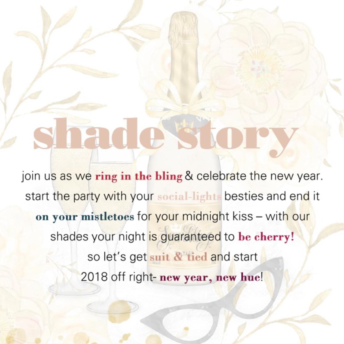 Essie Winter 2017 Shade Story