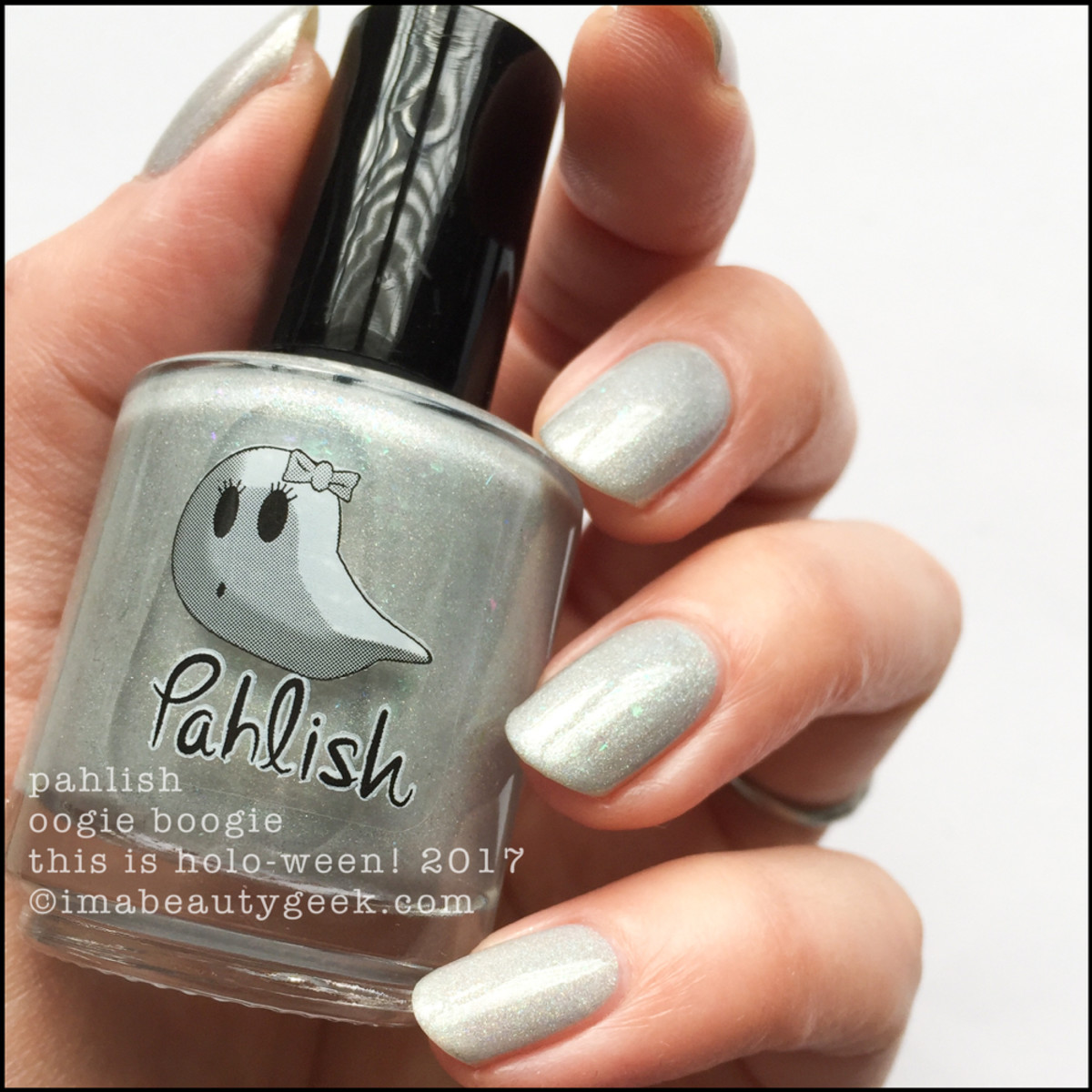 Pahlish Oogie Boogie - This is Holo-ween! 2017