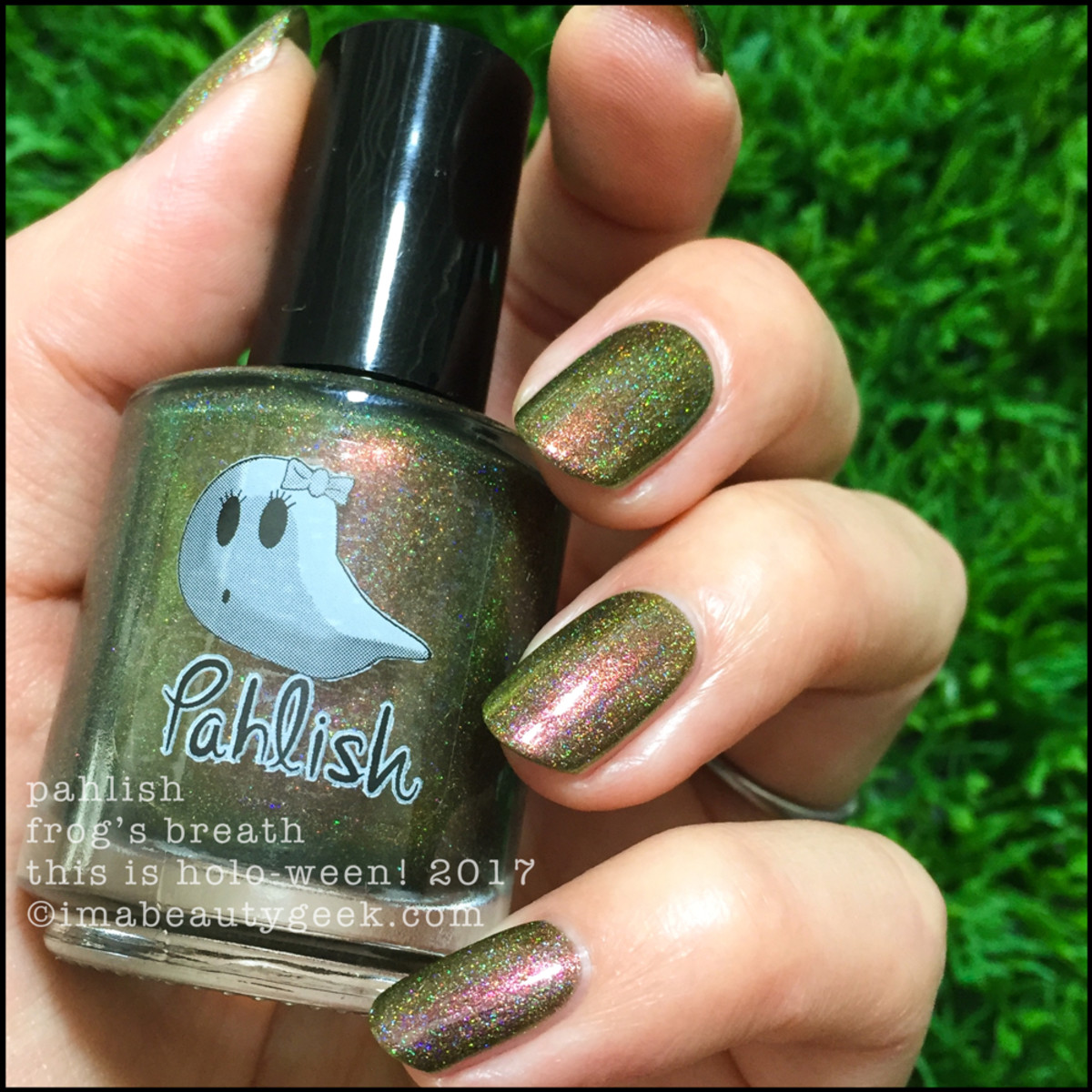 Pahlish Frog's Breath 3 - This is Holoween! 2017