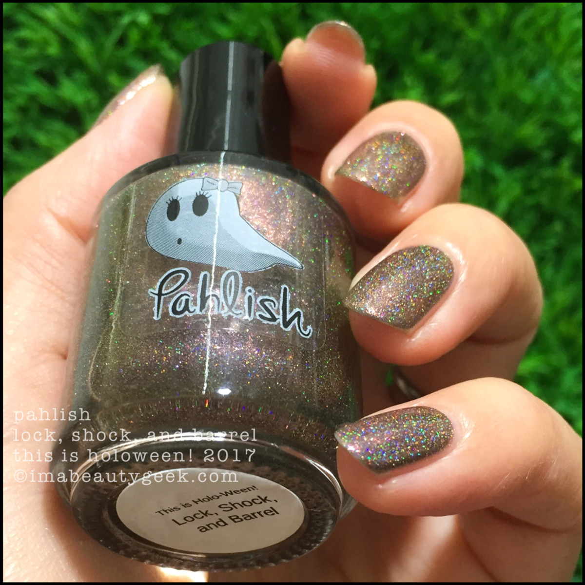 Pahlish Lock, Shock, and Barrel 2 - This is Holo-ween! 2017