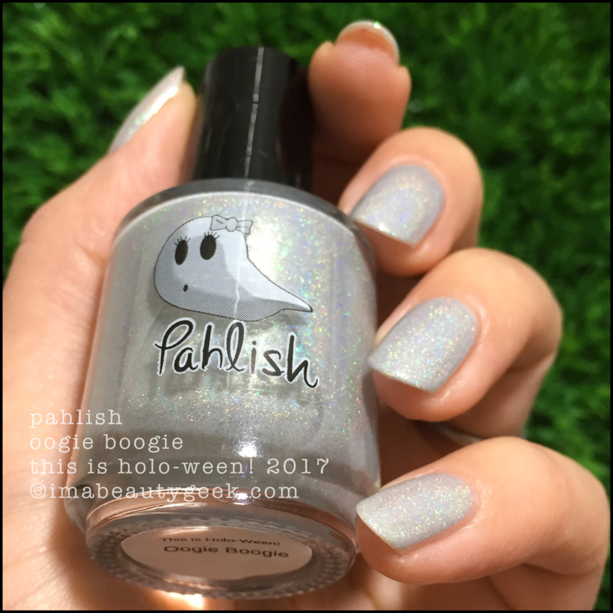 Pahlish Oogie Boogie 2 - This is Holoween 2017!