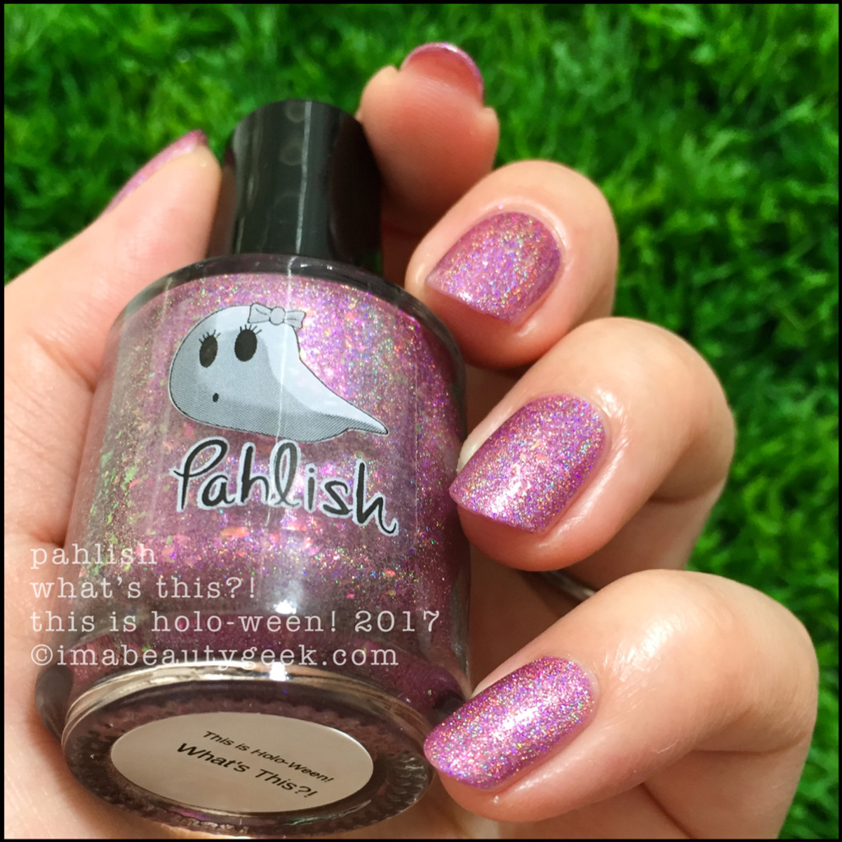 Pahlish What's This?! 3 - This is Holo-ween! 2017