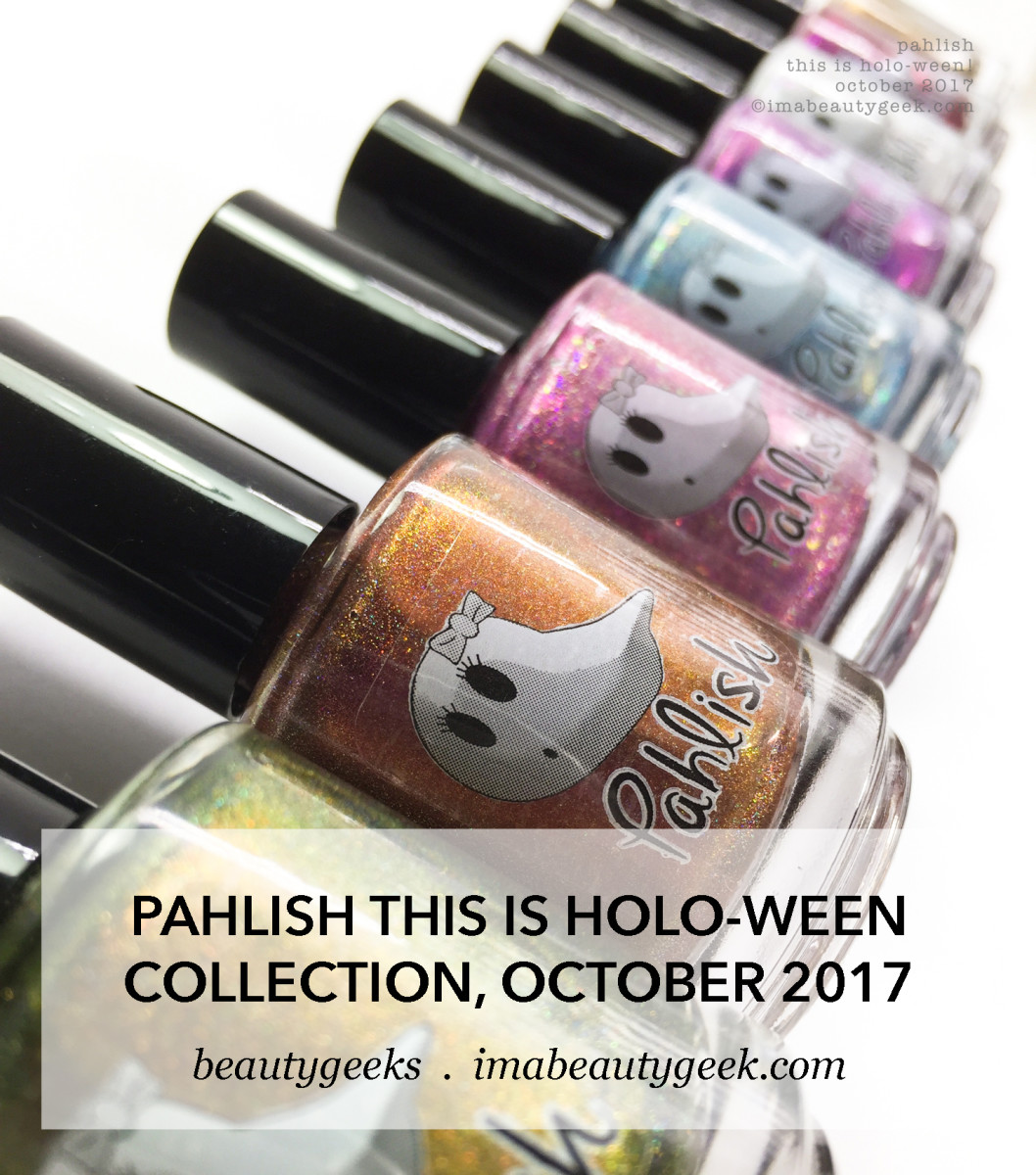 Pahlish This is Holo-Ween October 2017 Swatches–BEAUTYGEEKS