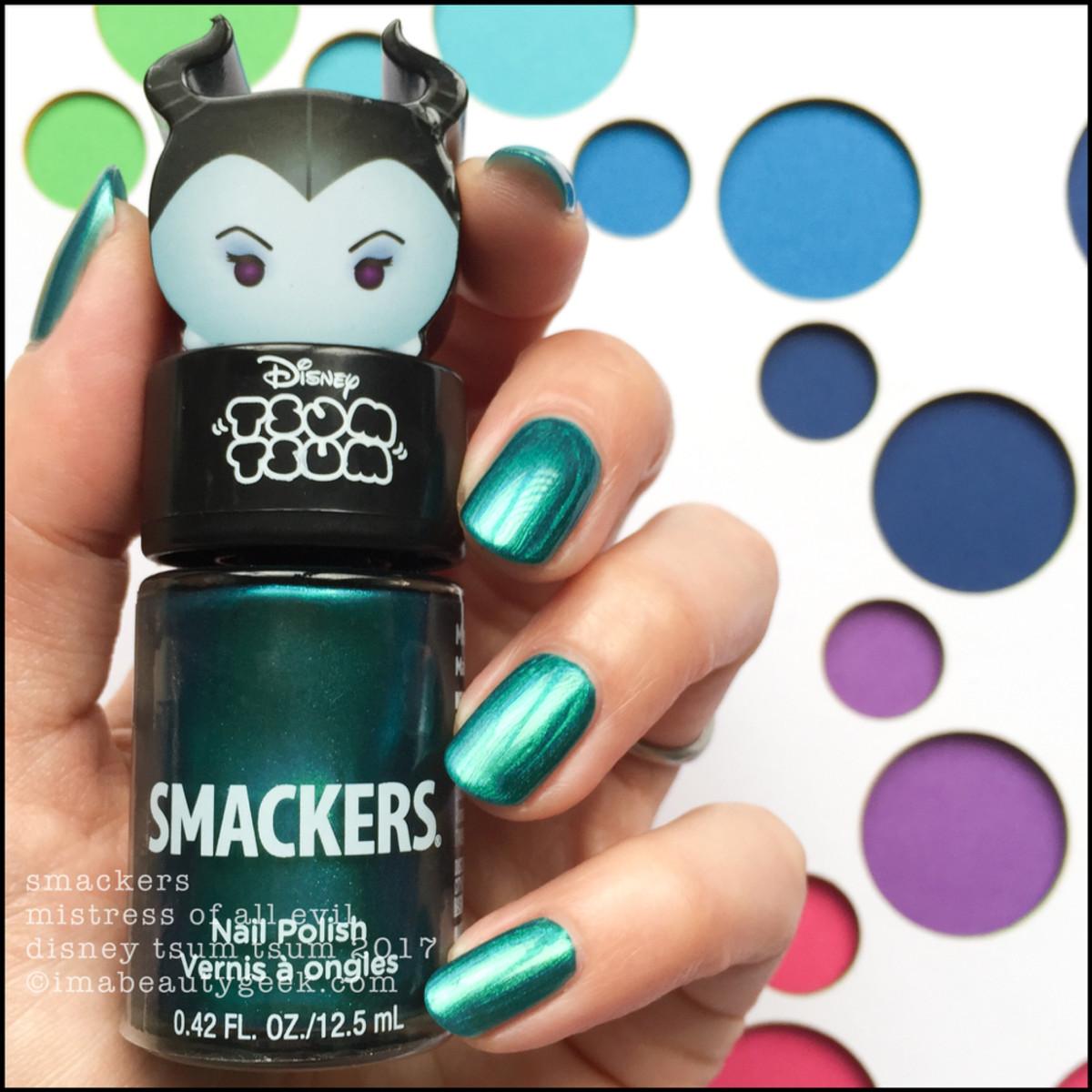 Lip Smackers Tsum Tsum Polish Mistress of All Evil