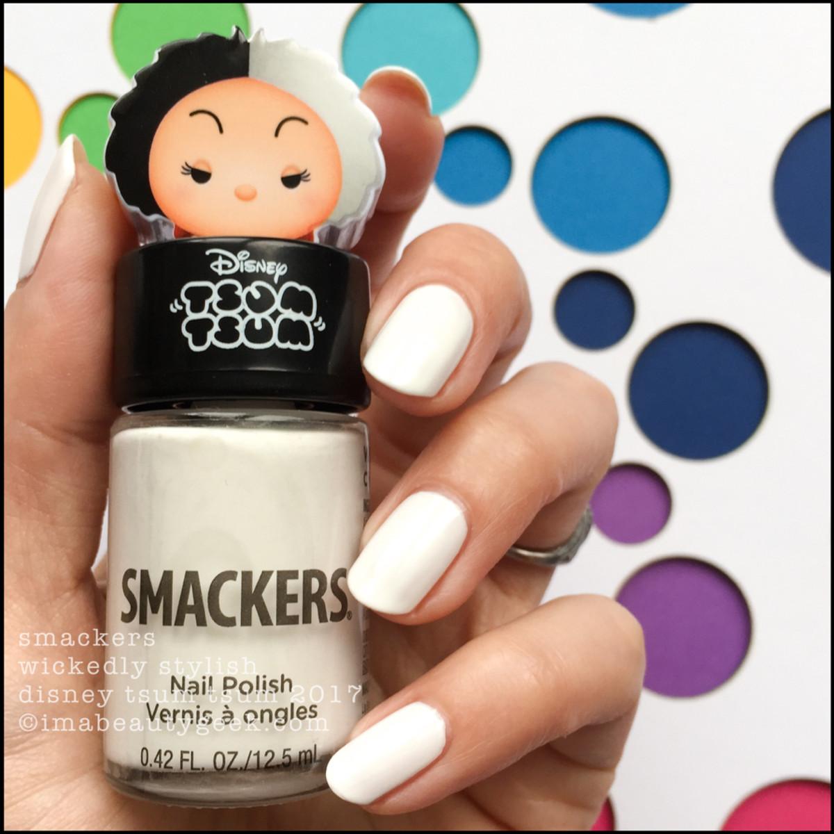 Lip Smackers Tsum Tsum Polish Wickedly Stylish