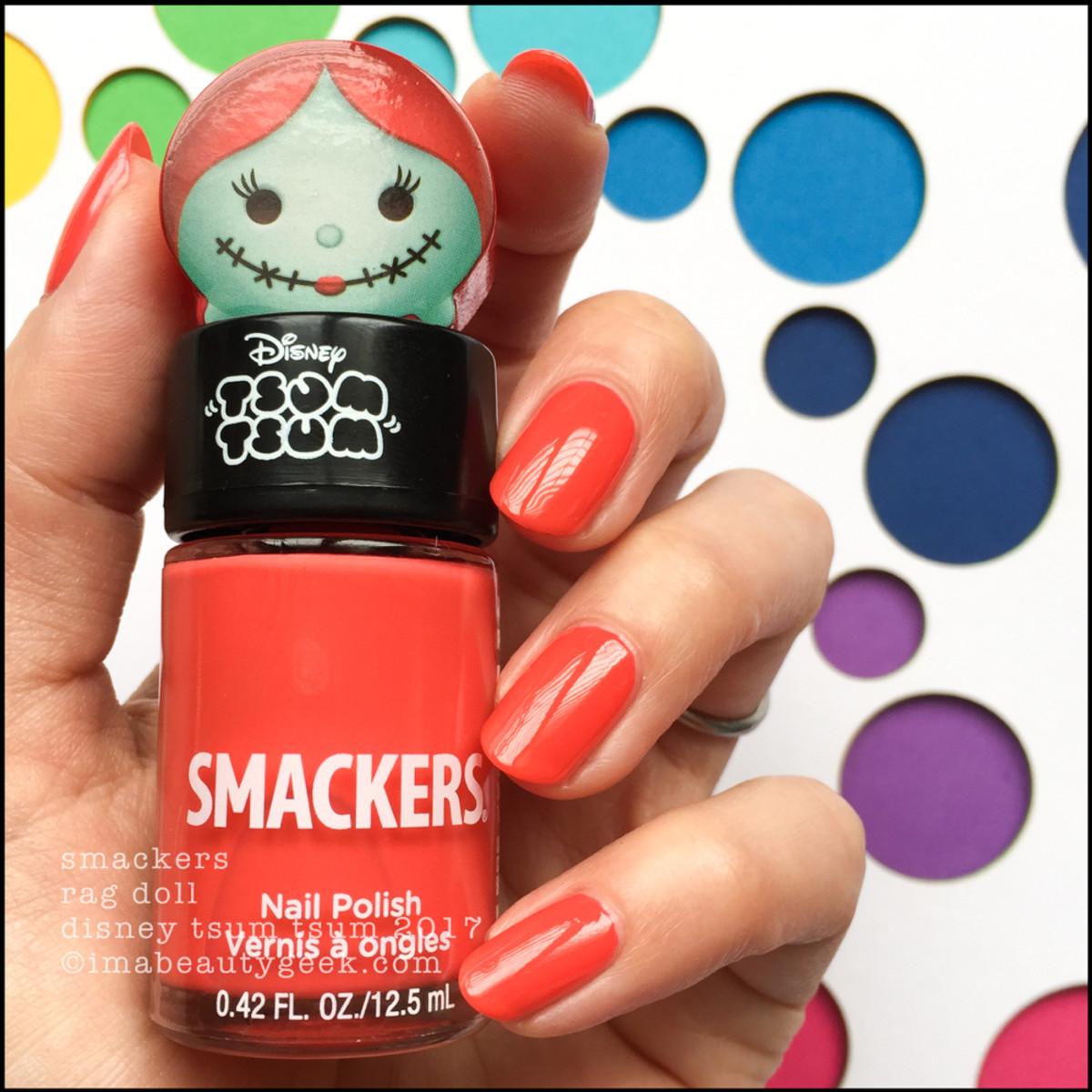 Lip Smackers Tsum Tsum Polish Rag Doll