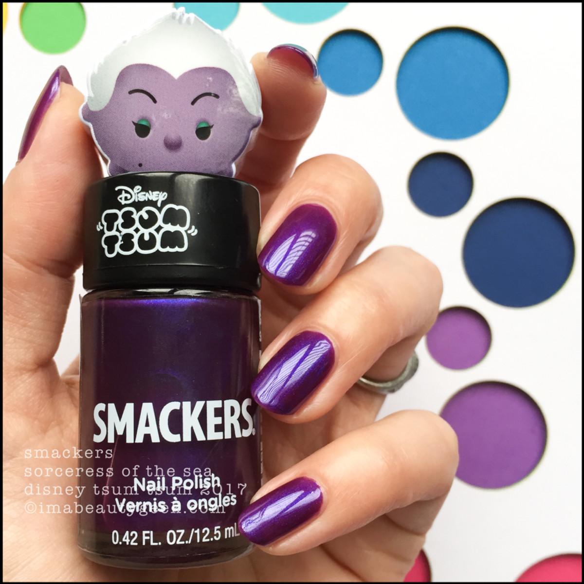 Lip Smackers Tsum Tsum Polish Sorceress of the Sea