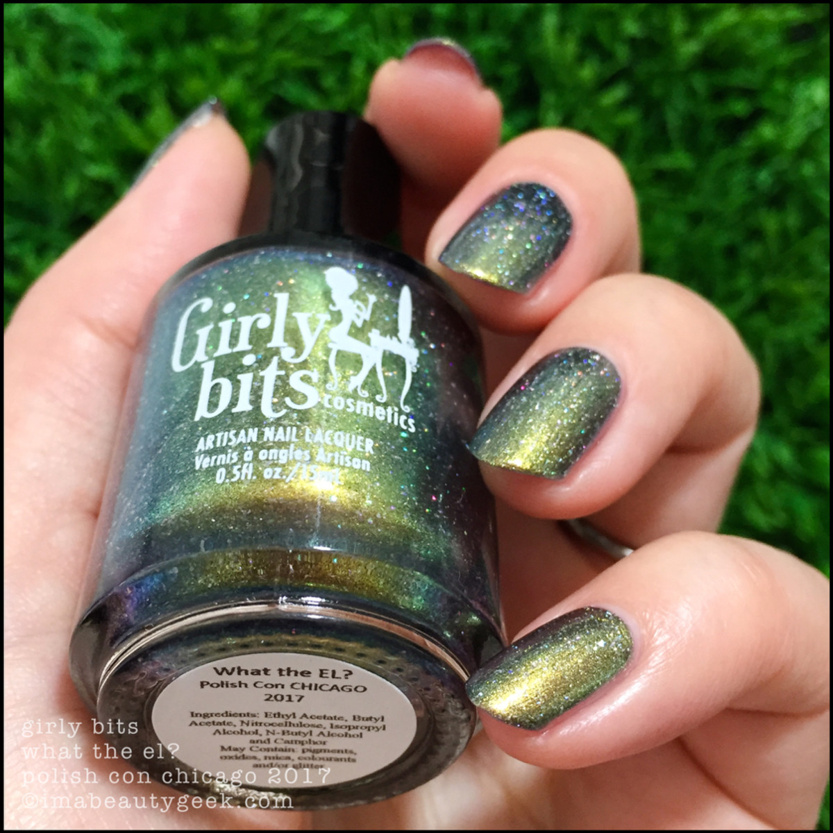 Girly Bits What the El? 3 _ Girly Bits Polish Con Chicago 2017