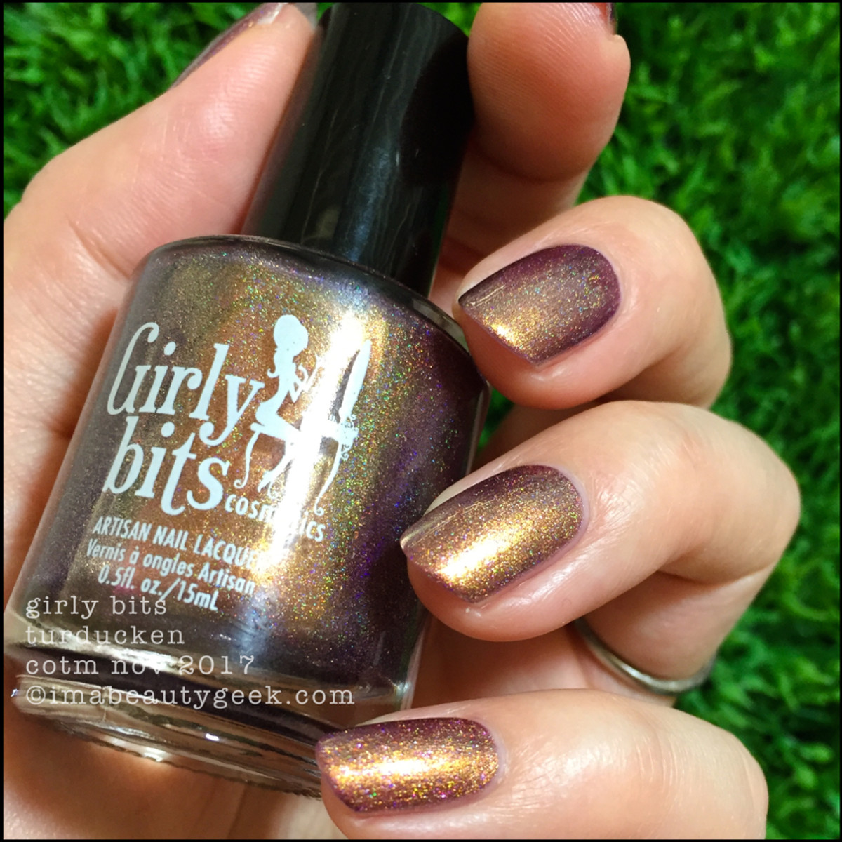 Girly Bits Turducken COTM 4 _ Girly Bits LE Colour of the Month Nov 2017