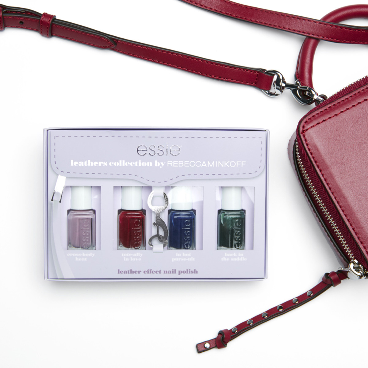 Essie Leathers Collection by Rebecca Minkoff (essie canada)