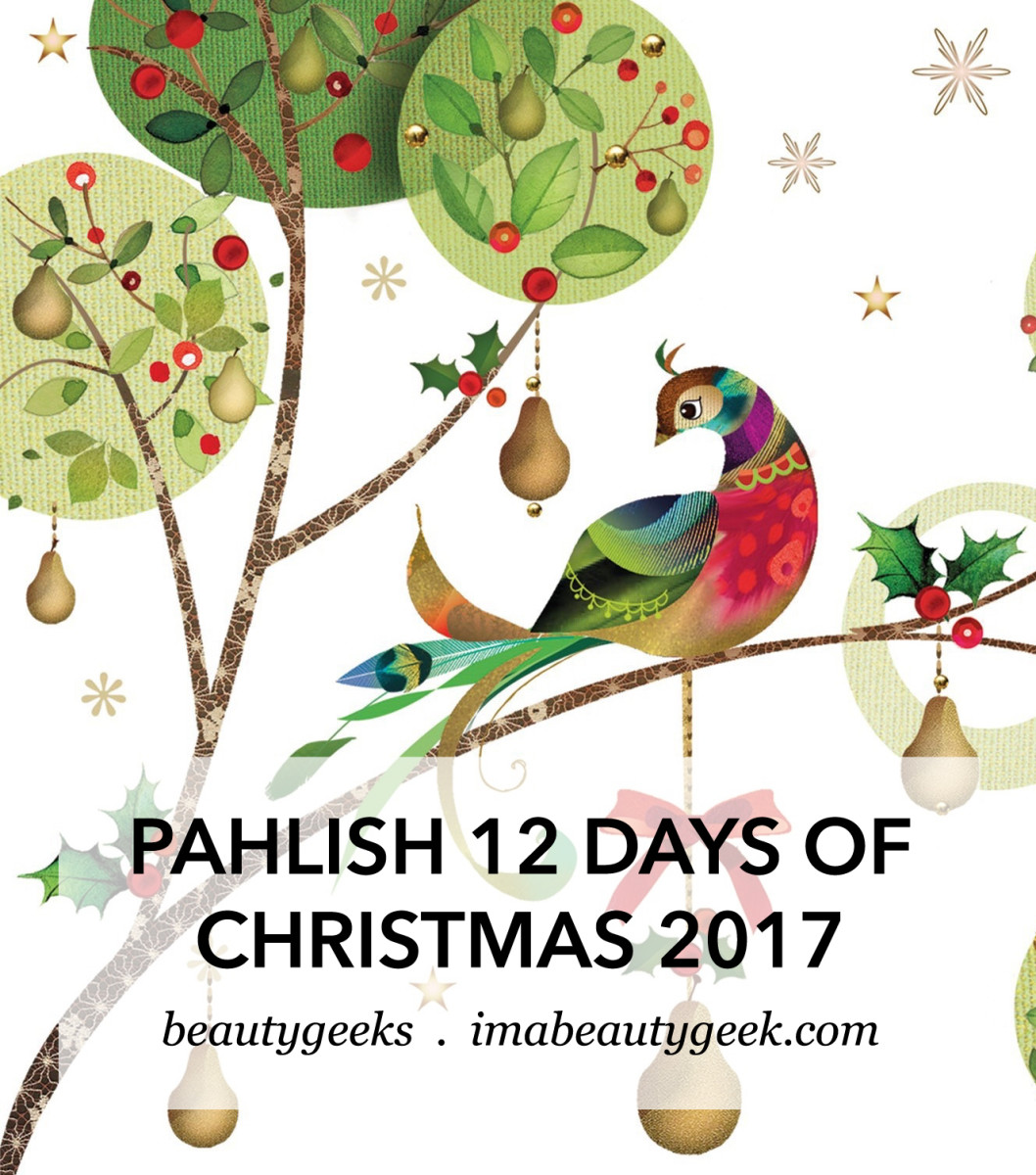 Pahlish 12 Days of Christmas 2017-BEAUTYGEEKS