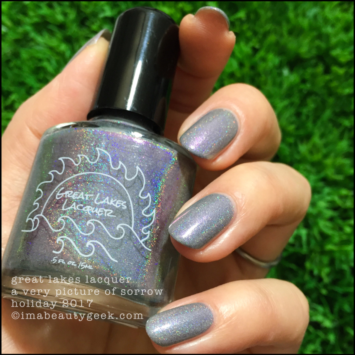 Great Lakes Lacquer A Very Picture of Sorrow
