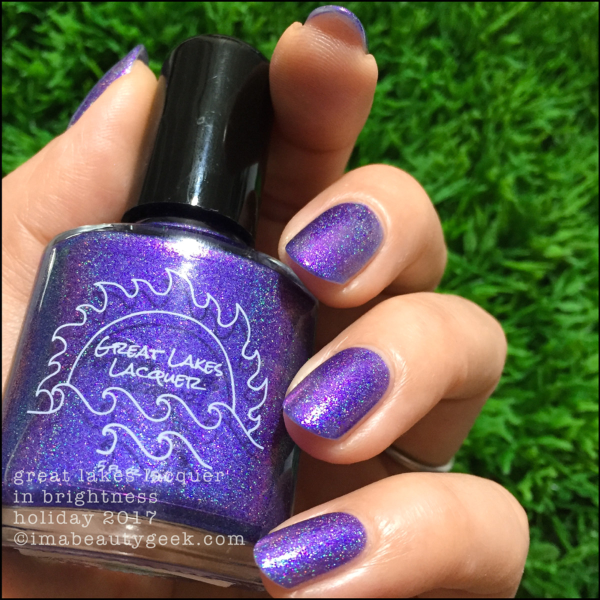 Great Lakes Lacquer In Brightness 2 _ Great Lakes Lacquer Holiday 2017