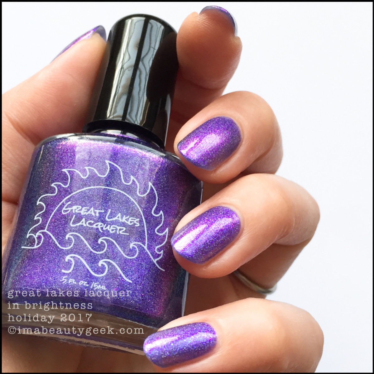 Great Lakes Lacquer In Brightness 1 _ Great Lakes Lacquer Holiday 2017