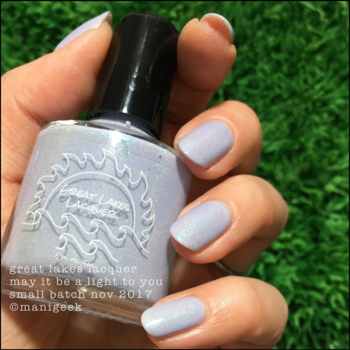 Great Lakes Lacquer May it be a Light To You 2 _ Great Lakes Lacquer Holiday 2017