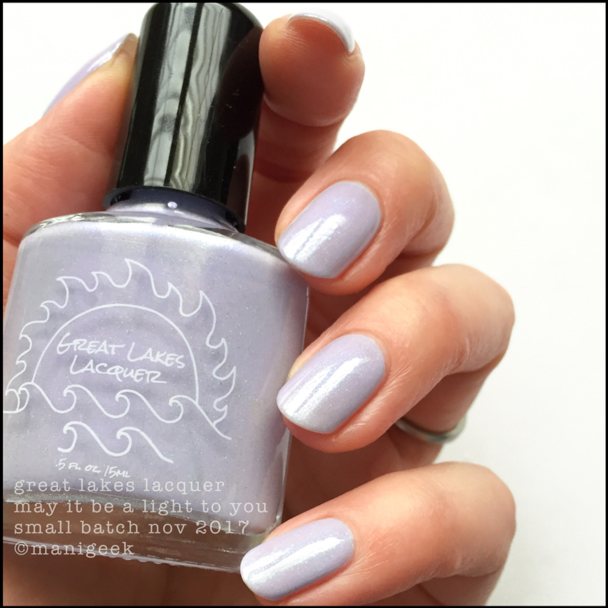 Great Lakes Lacquer May it be a Light To You 1 _ Great Lakes Lacquer Holiday 2017