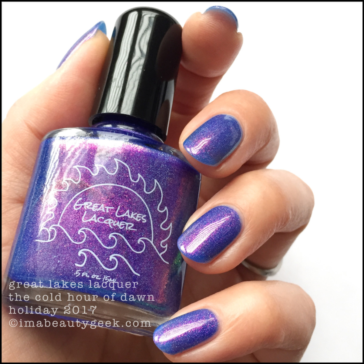 Great Lakes Lacquer The Cold Hour of Dawn _ Great Lakes Lacquer Holiday 2017