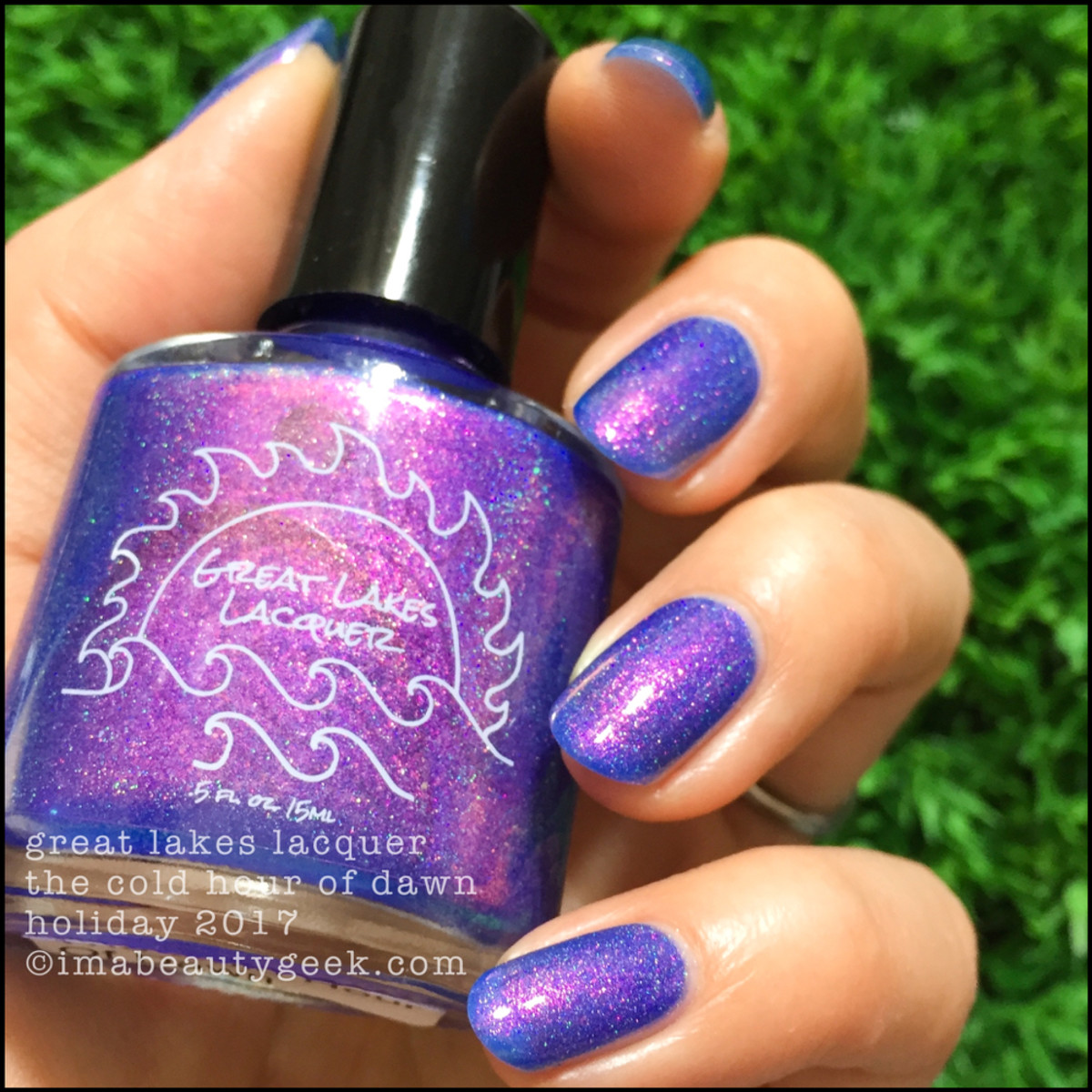 Great Lakes Lacquer The Cold Hour of Dawn 3 _ Great Lakes Lacquer Holiday 2017