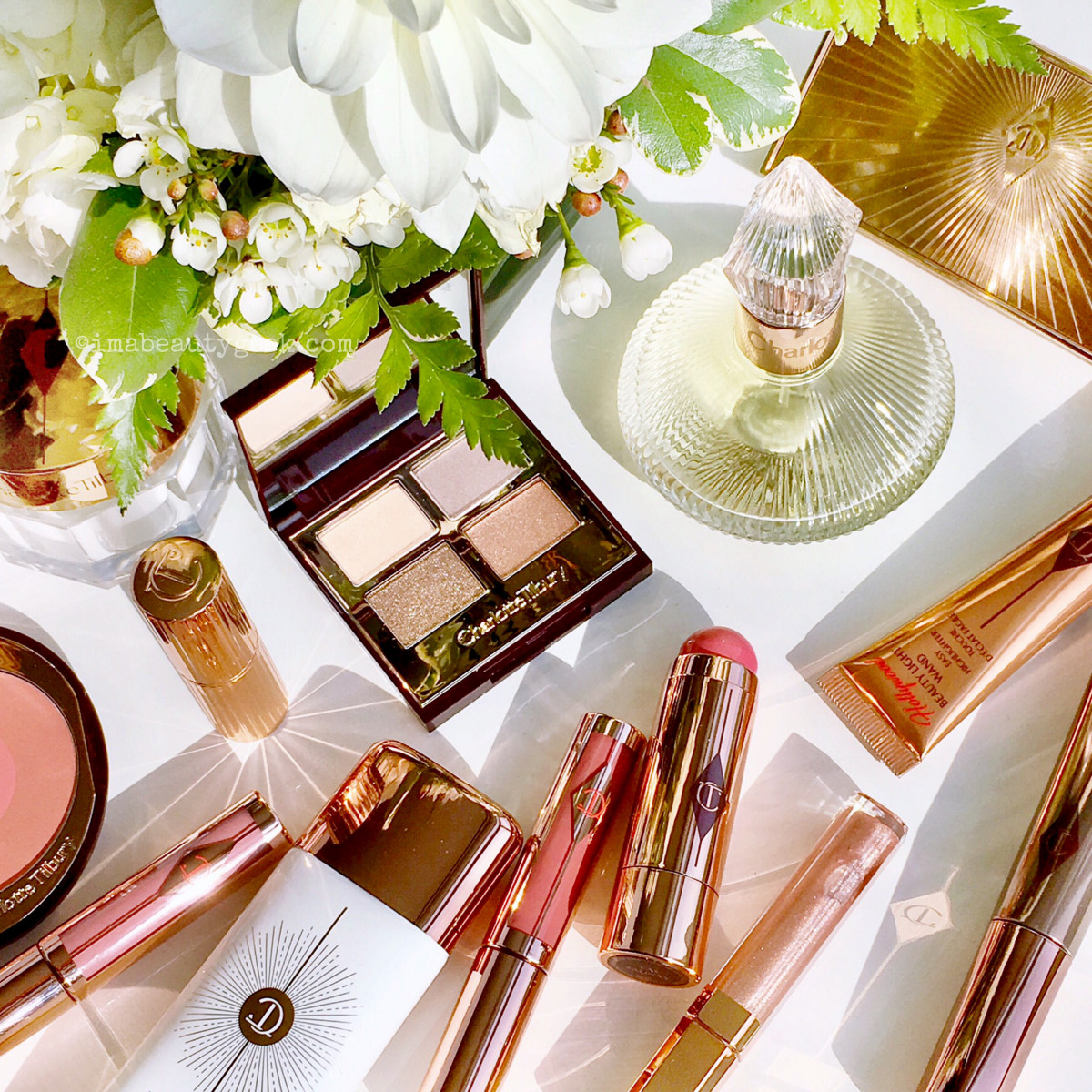 Charlotte Tilbury: different Black Friday/Cyber Monday deals until Monday