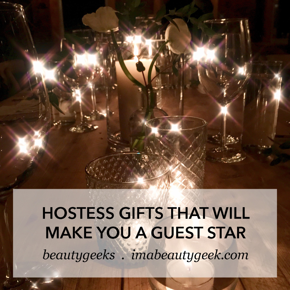 Best hostess gifts to make you a guest star_New Year's resolutions