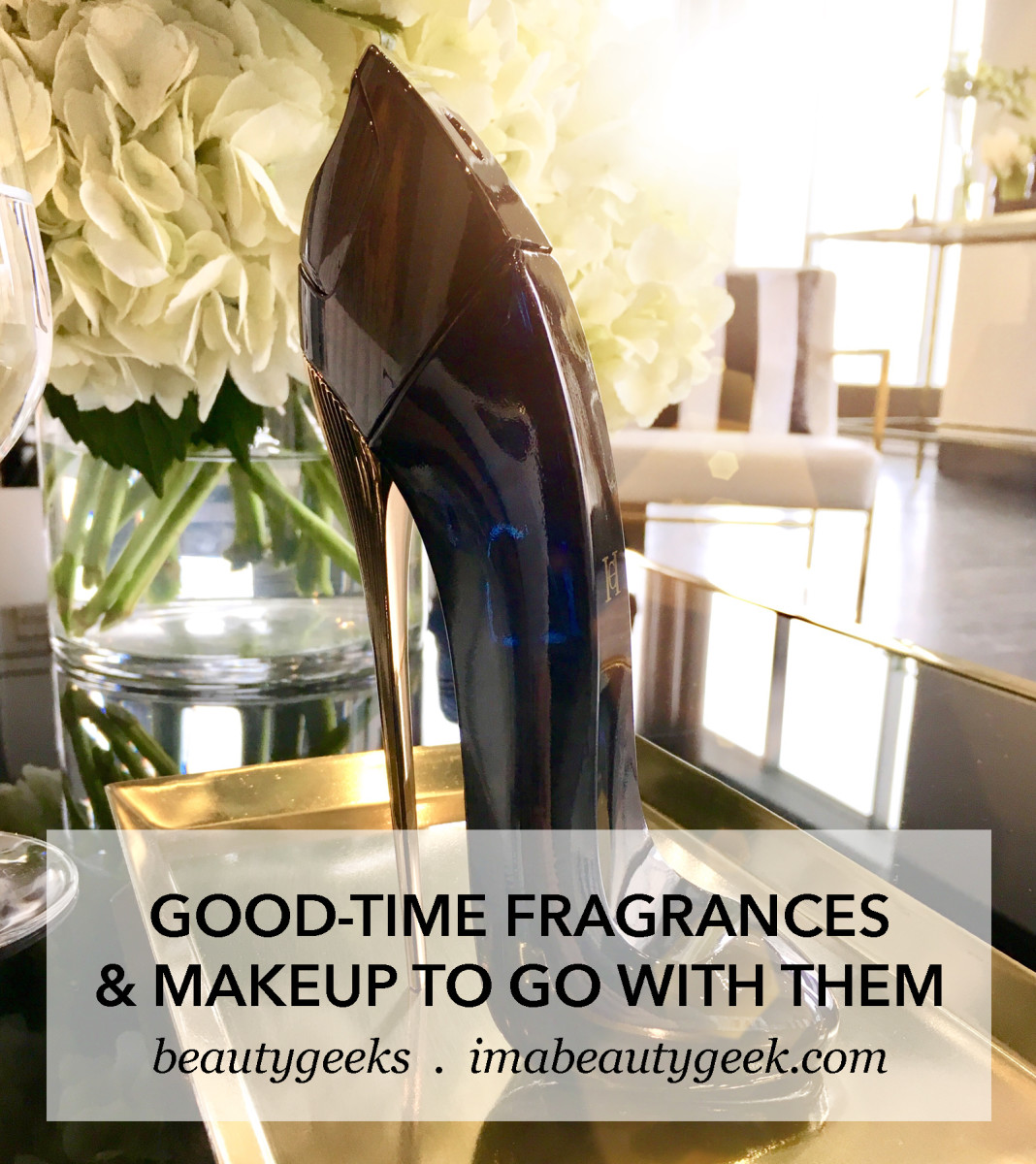 Scent Duets_Good Time Fragrances and Makeup to Go With Them