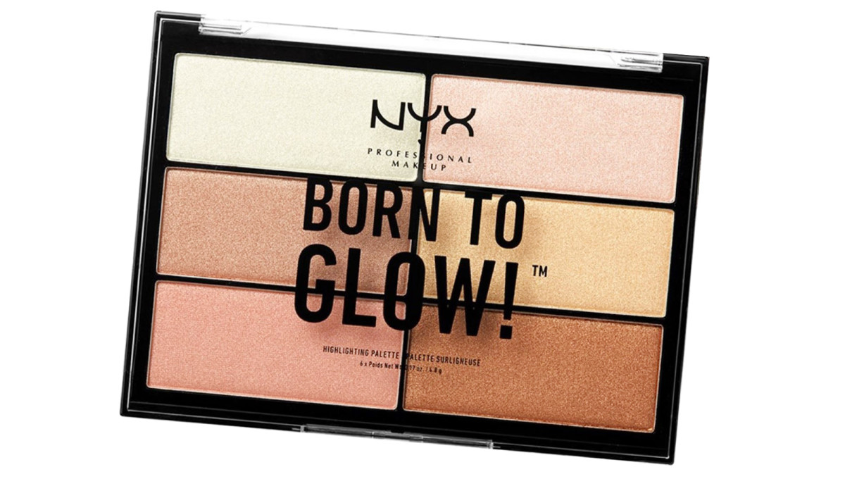 NYX Born to Glow! Palette