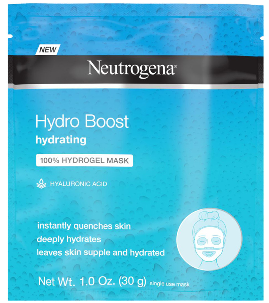 Neutrogena Hydro Boost Hydrogel Mask-BEAUTYGEEKS