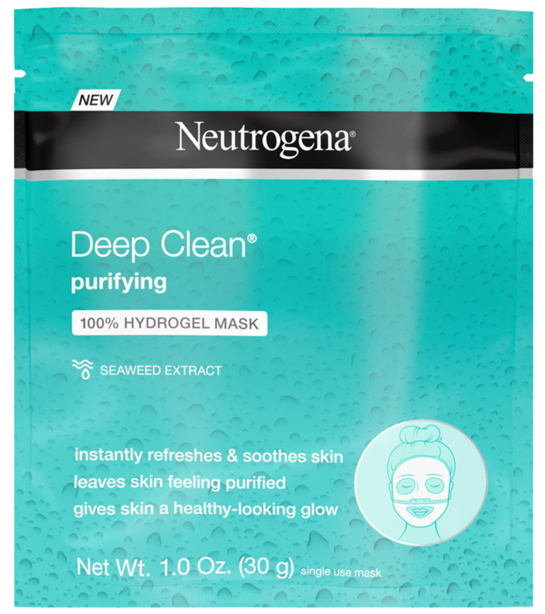 Neutrogena Deep Clean Hydrogel Mask