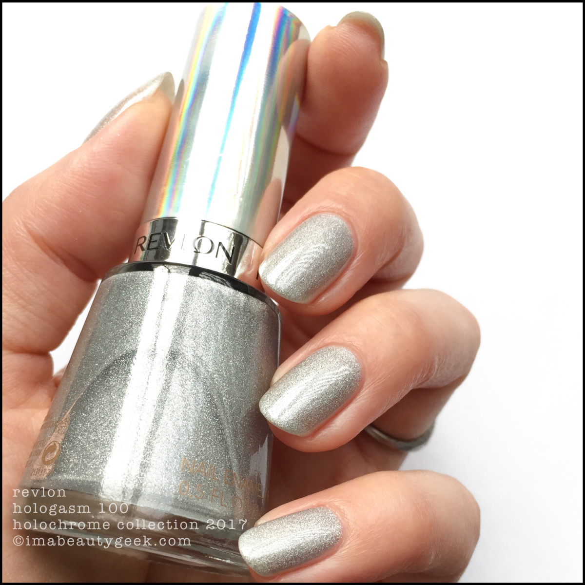 Revlon Hologasm 110 Holochrome Collection Swatches