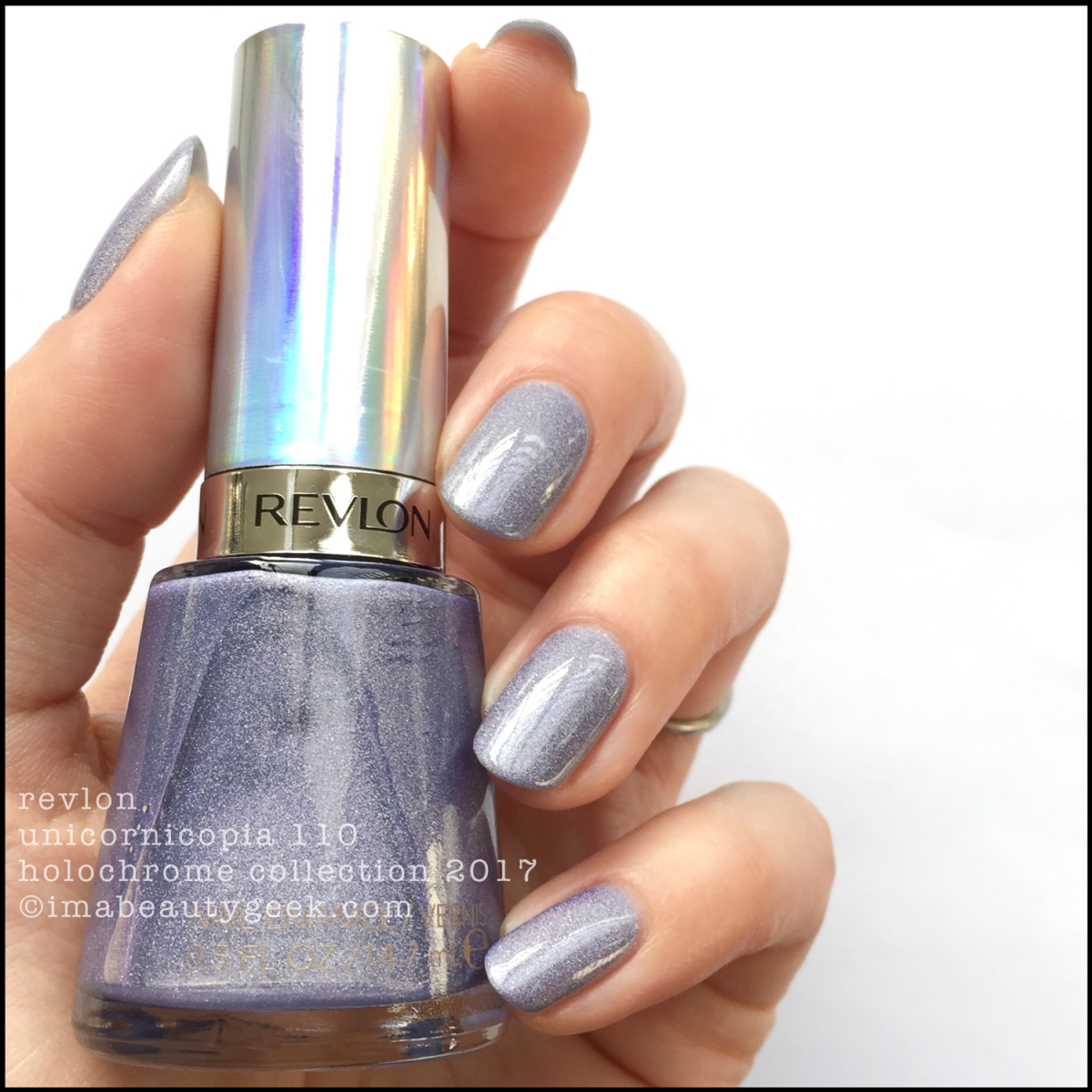 Revlon Unicornicopia 110 1 Holochrome Collection Swatches