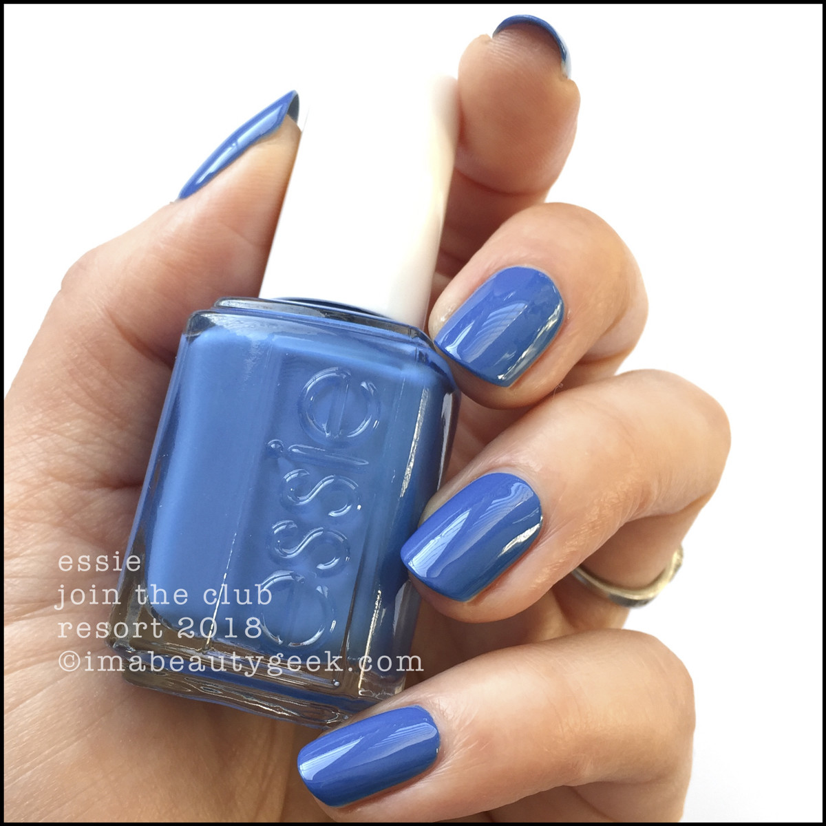 Essie Join the Club - Essie Resort 2018 Swatches Review