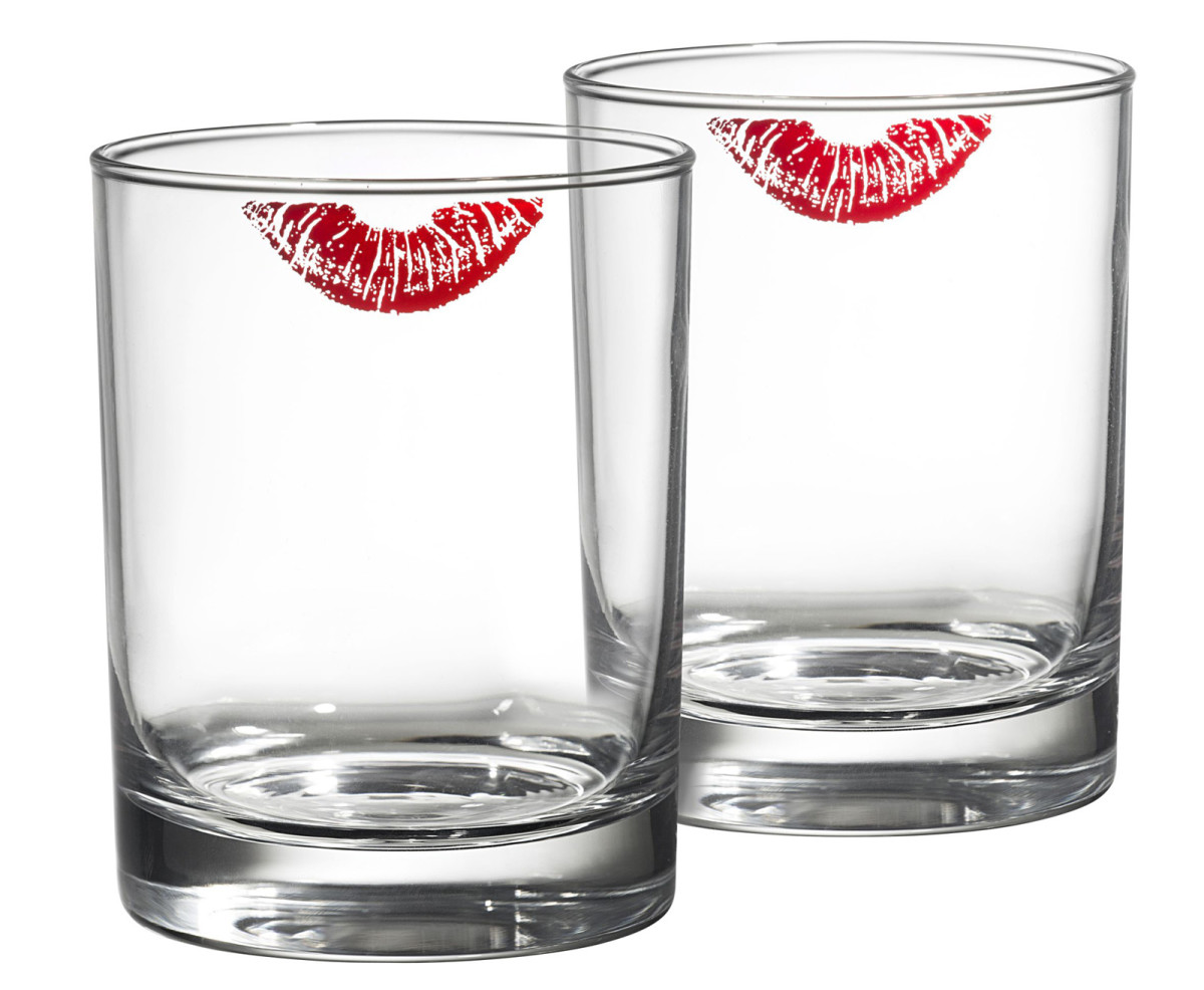 Ikea OMEDELBAR Lipstick Glasses – what if you hate lipstick prints on your drink-ware?-BEAUTYGEEKS
