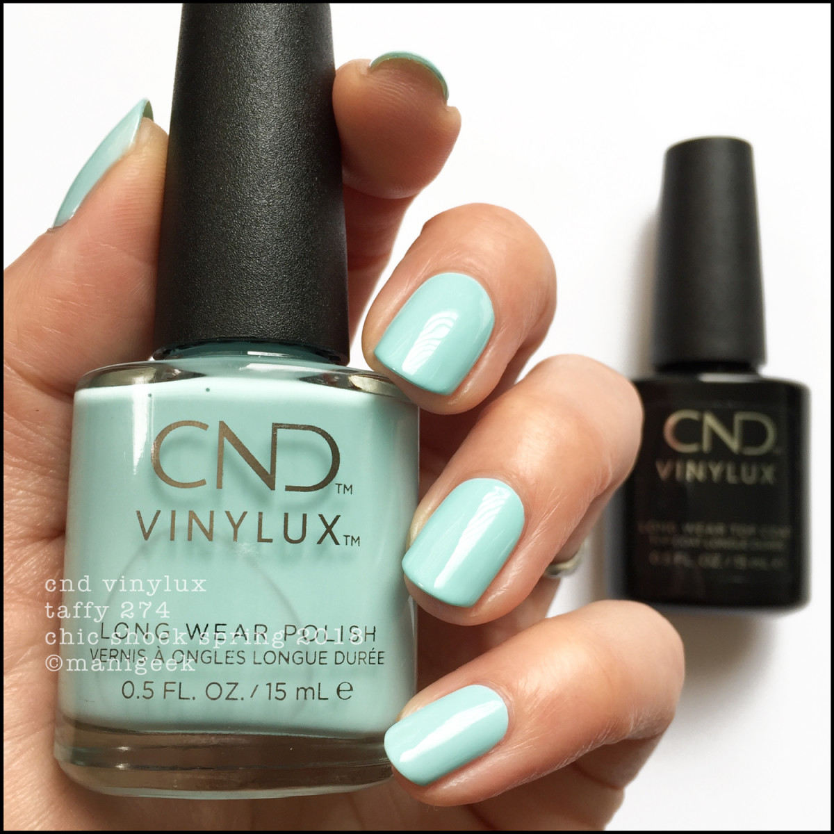 CND Vinylux Taffy 274 - Chic Shock Collection Spring 2018