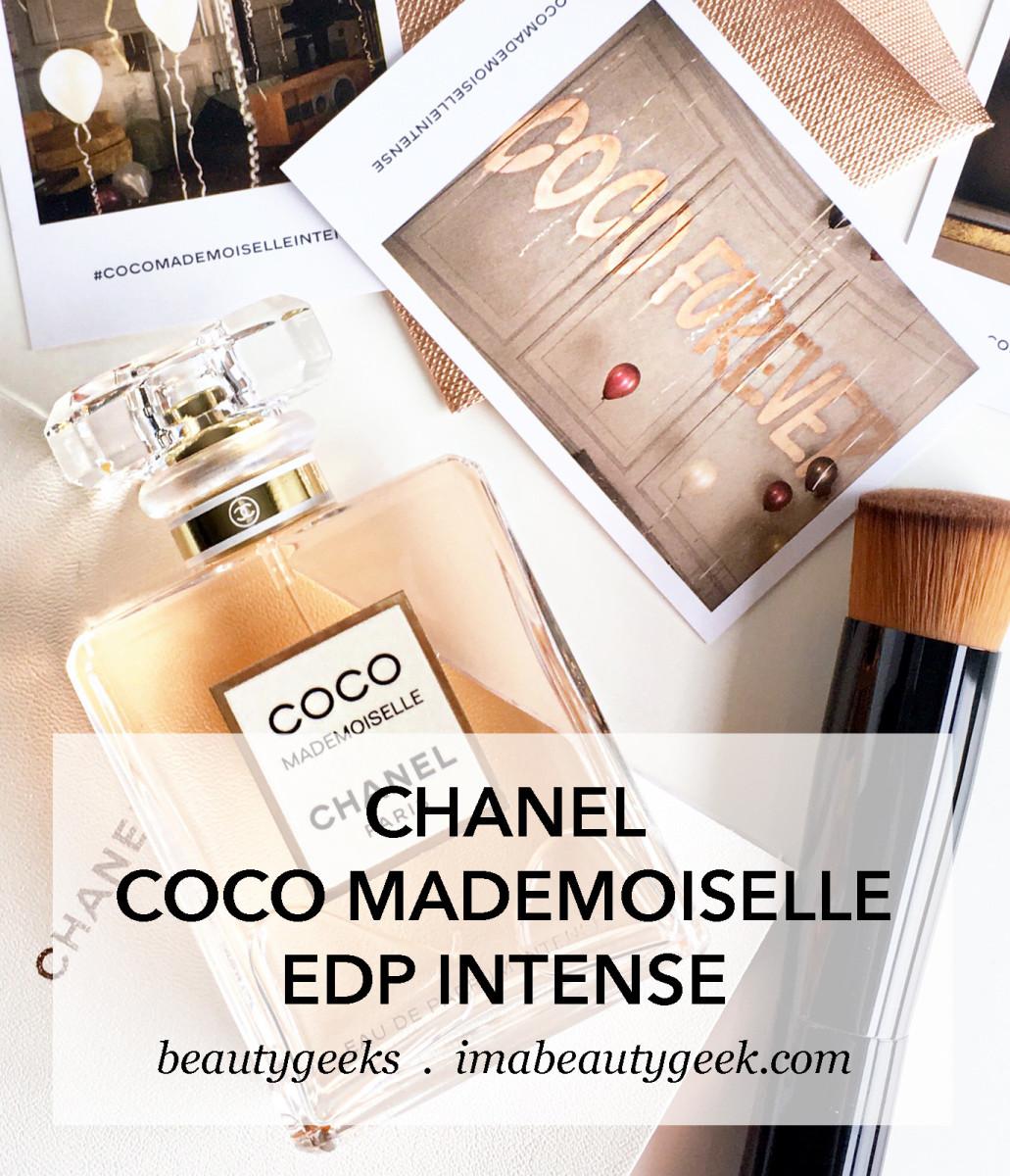 Chanel Coco Mademoiselle Eau De Parfum Intense Beautygeeks