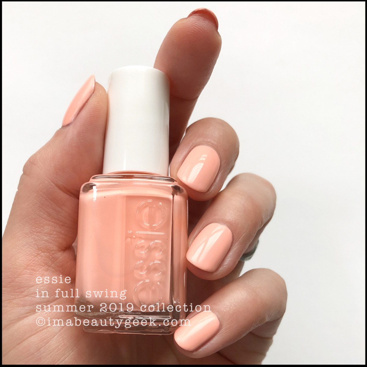Essie In Full Swing - Essie Summer 2019 Neons