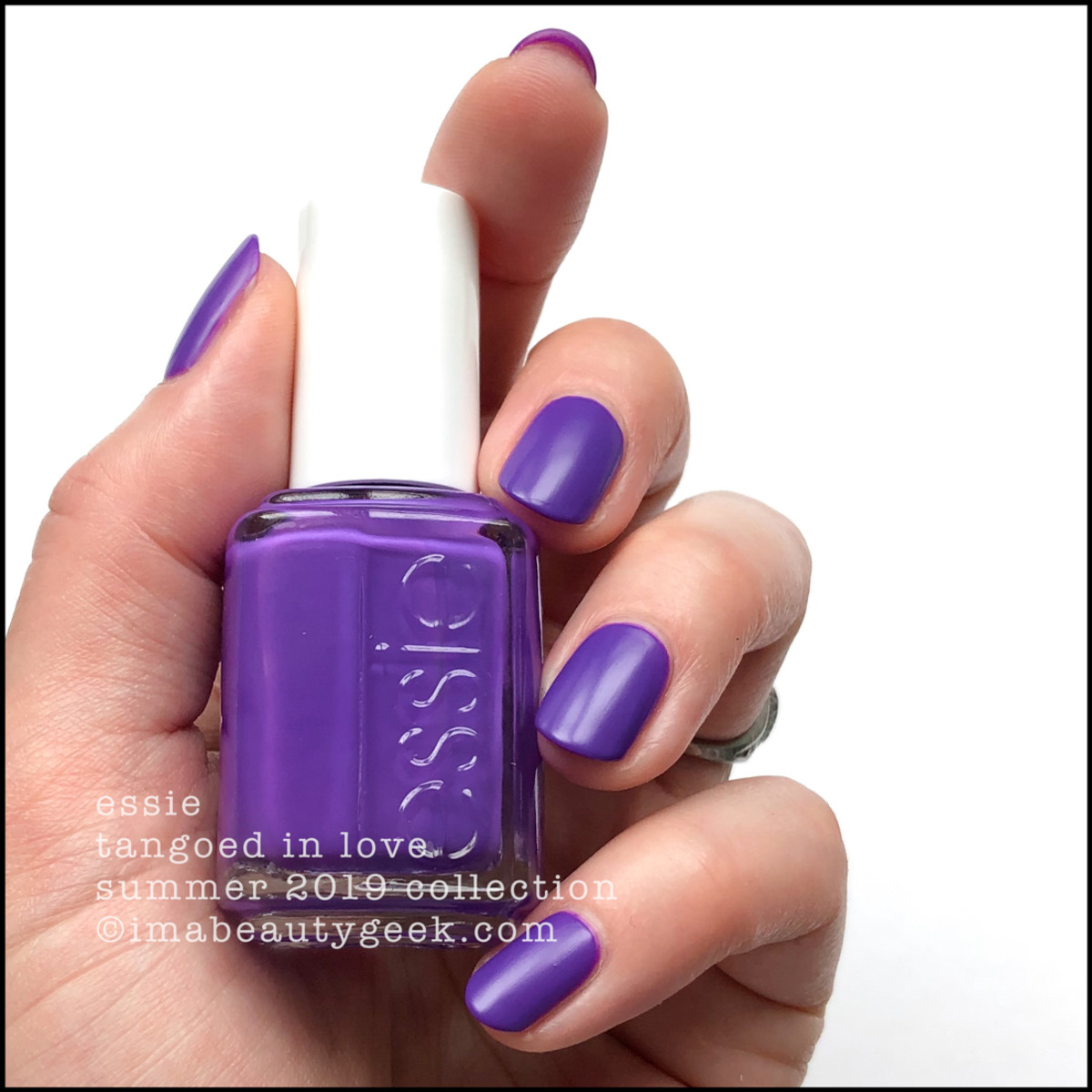 Essie Tangoed in Love - Essie Summer 2019 Neons
