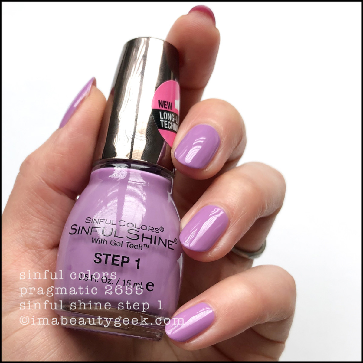 Sinful Colors Pragmatic - Sinful Colors Swatches Sinful Shine 2019