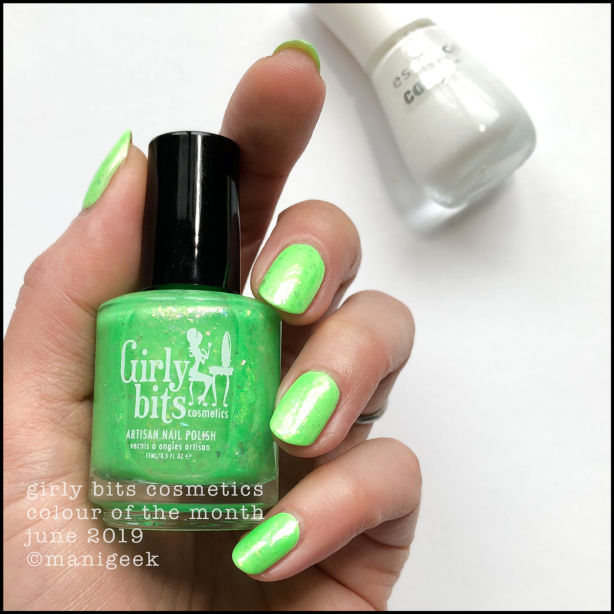 Girly Bits Cosmetics Hook Lime & Sinker - Girly Bits COTM June 2019