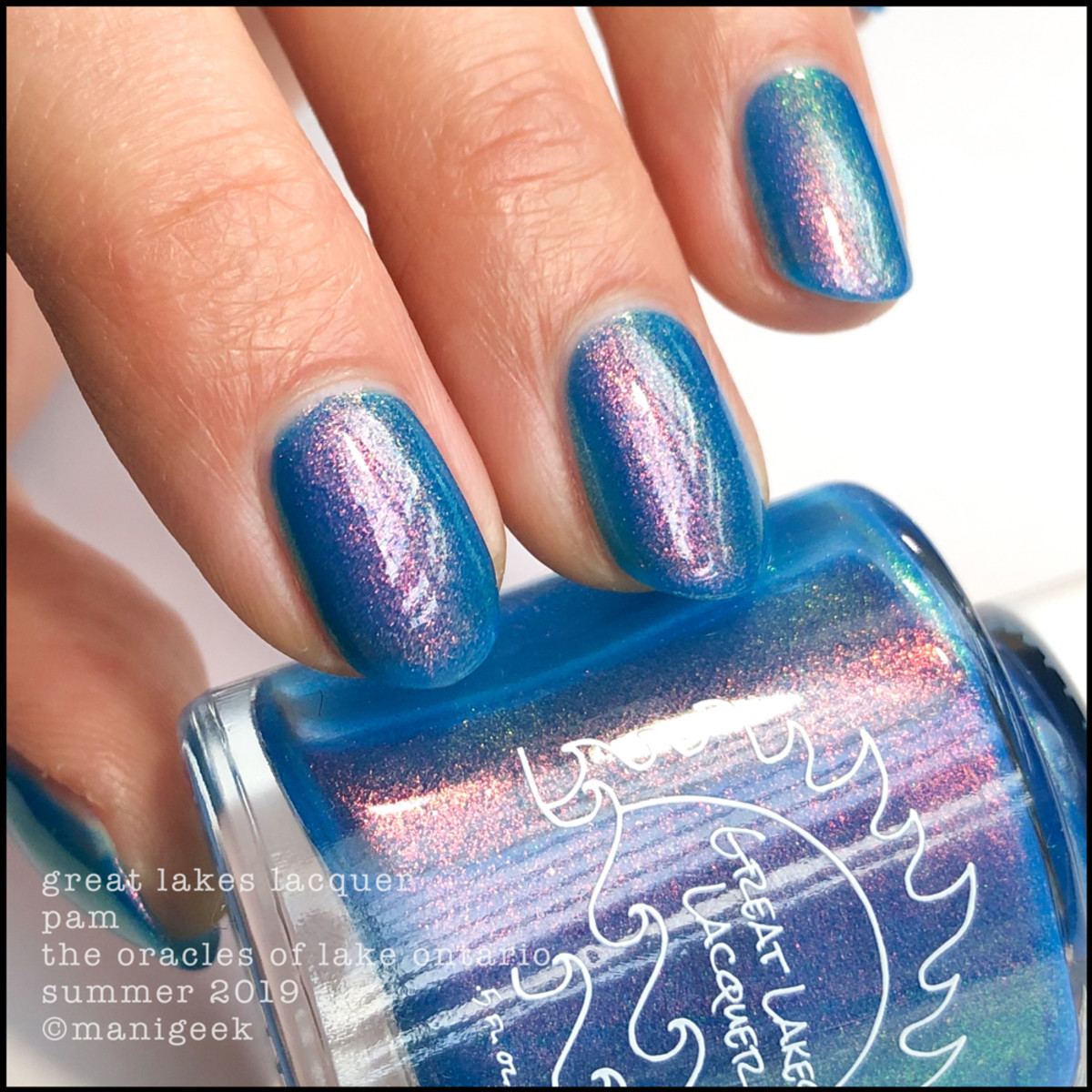 Great Lakes Lacquer Oracles of Lake Ontario Pam - LE IEC 2019 1