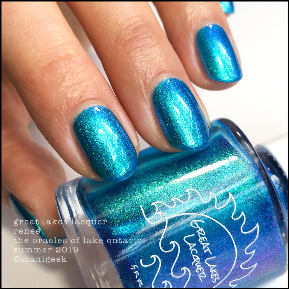 Great Lakes Lacquer Oracles of Lake Ontario Renee - LE IEC 2019 2