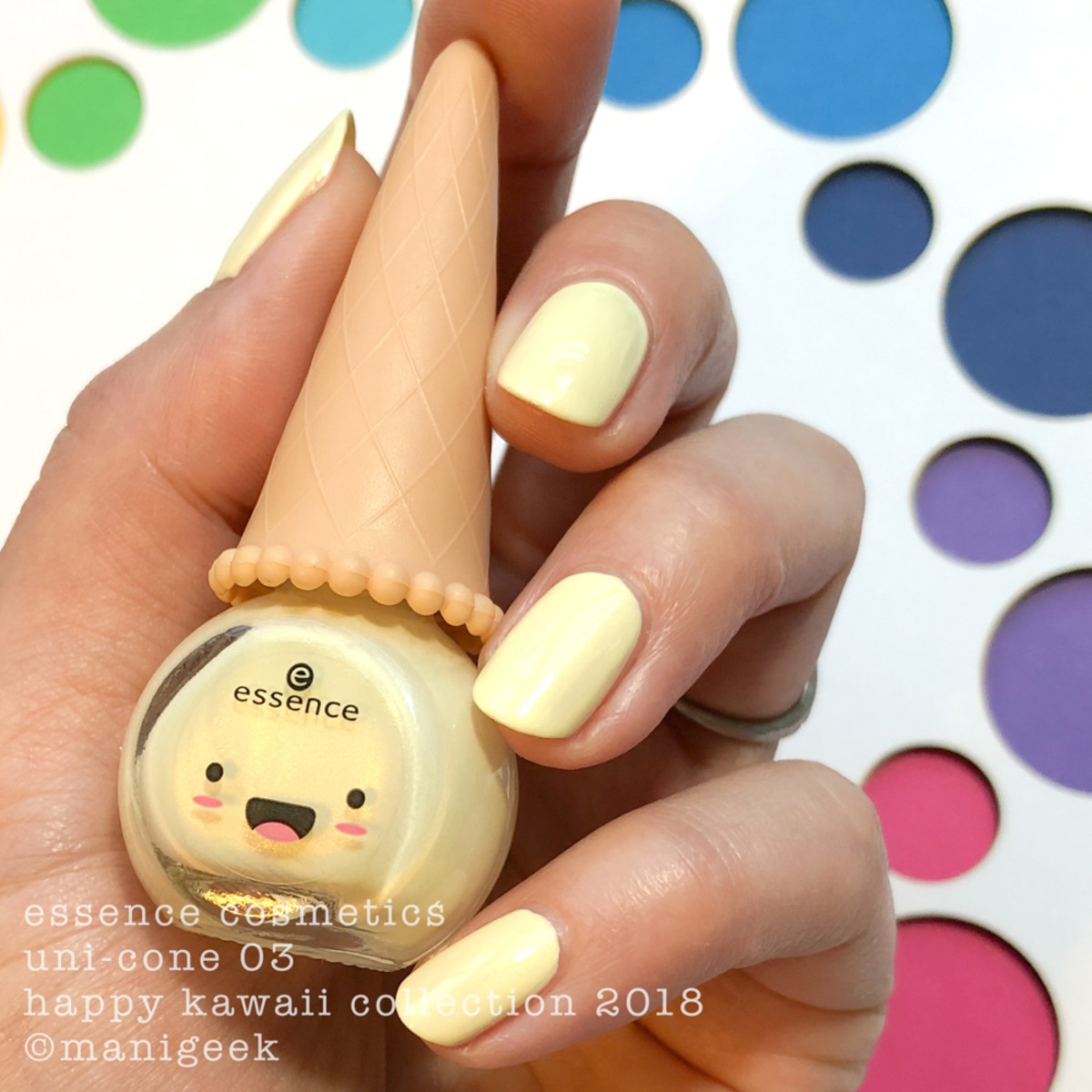 Essence Uni-Cone 03 - Essence Cosmetics Happy Kawaii Collection