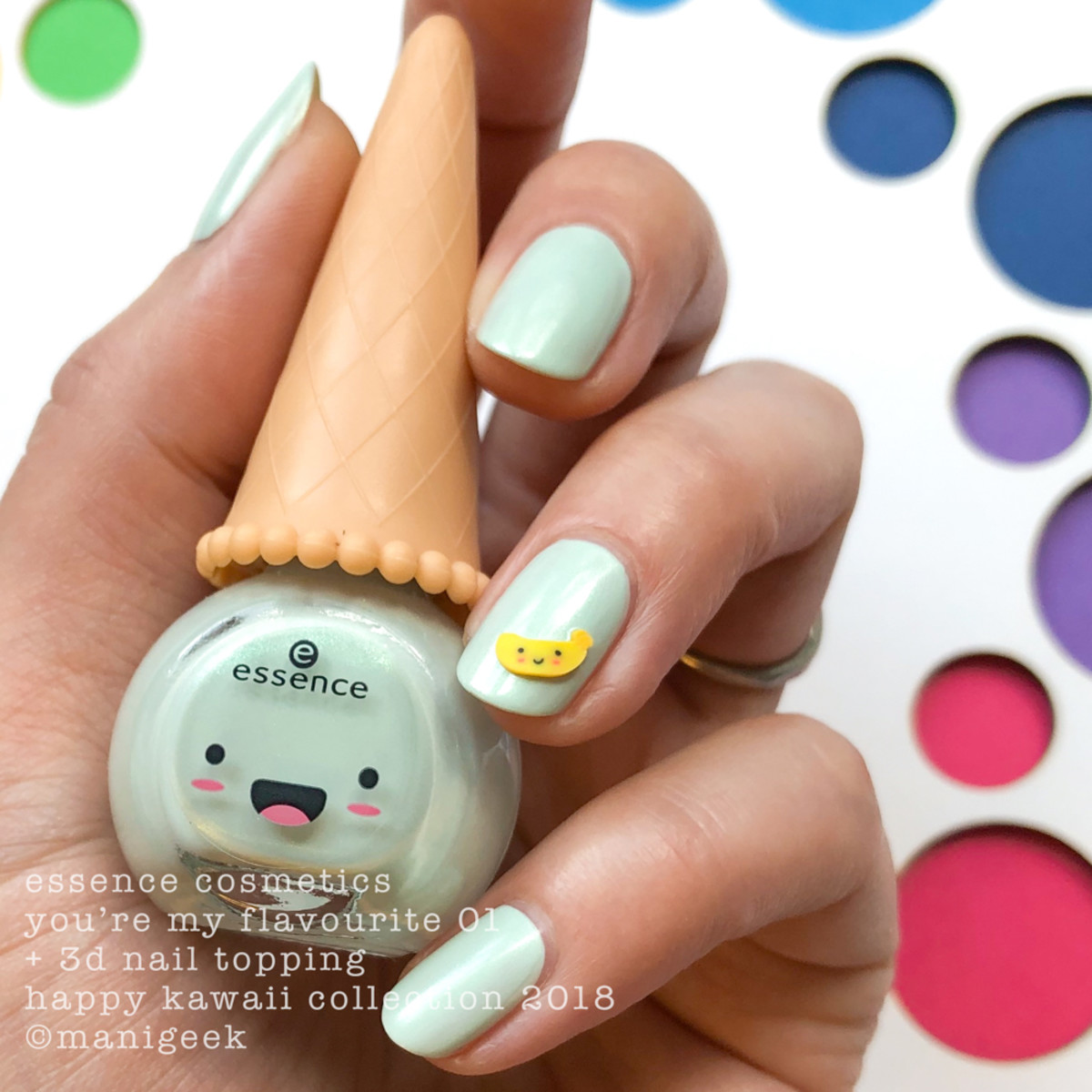 Essence Cosmetics You're My Flavourite 01 - Essence Happy Kawaii Collection
