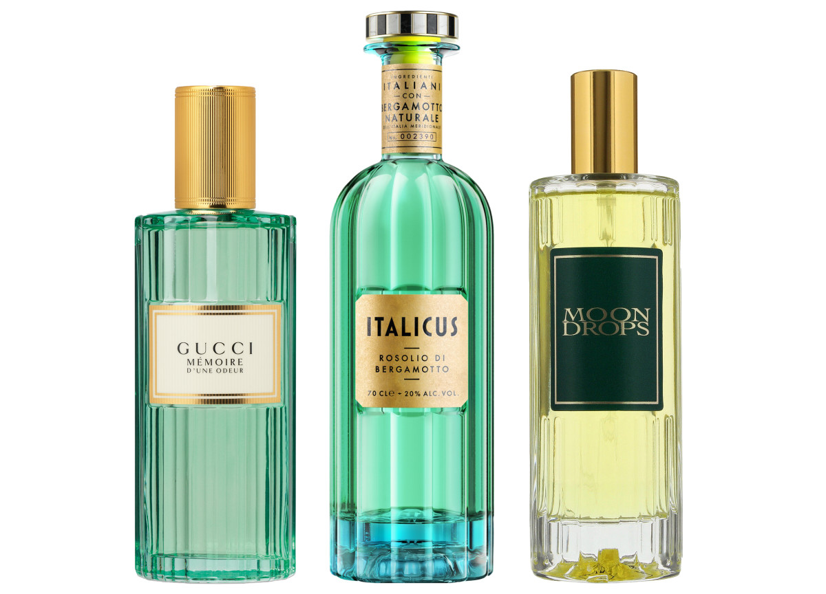Gucci Mémoire d'une Odeur possible bottle inspiration