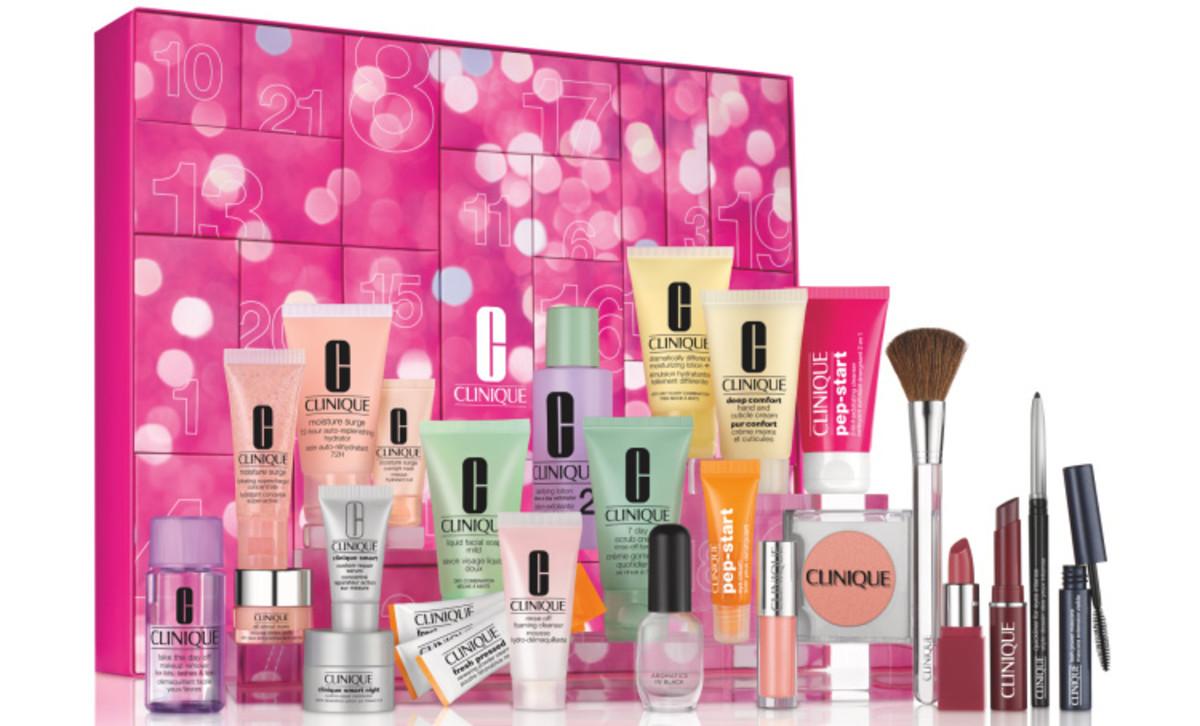 Clinique 2019 24-Day Beauty Advent Calendar