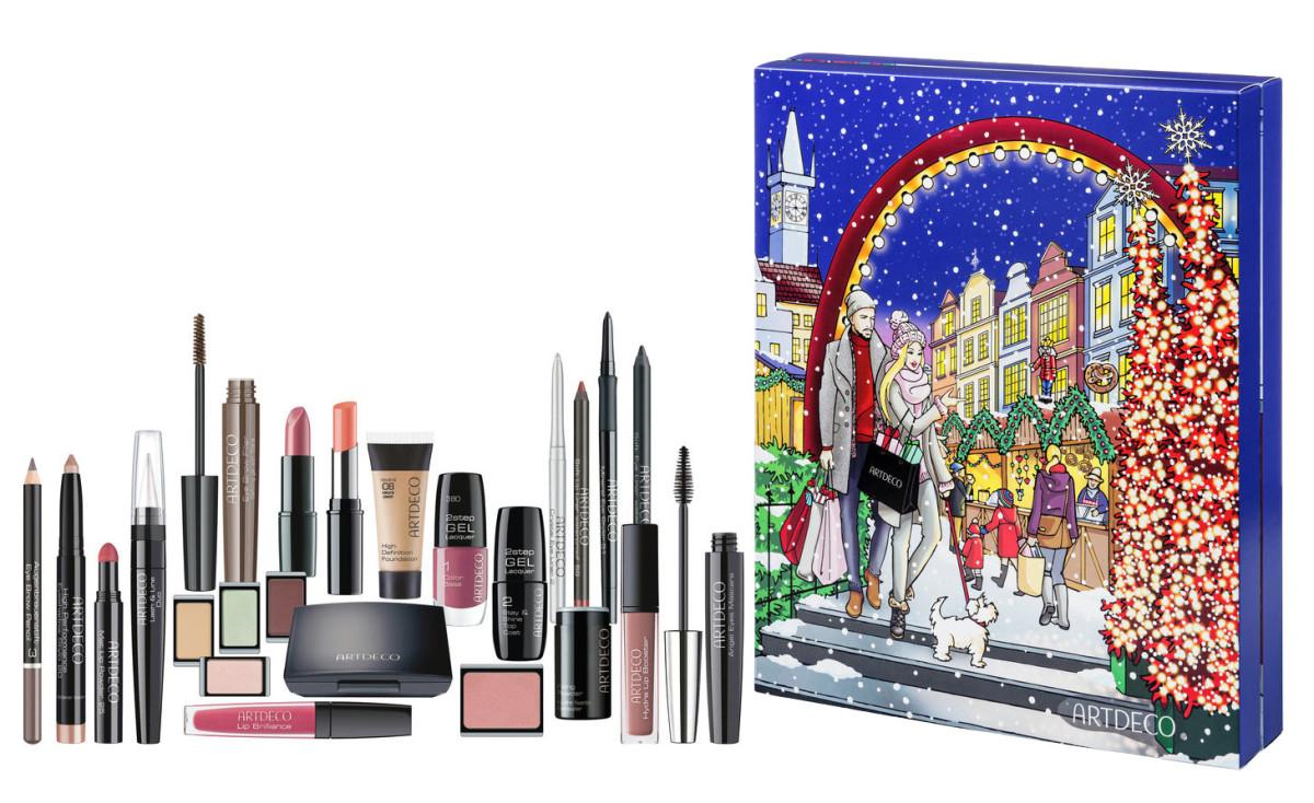 ArtDeco 2019 Beauty Advent Calendar; available in Canada at Shoppers Drug Mart