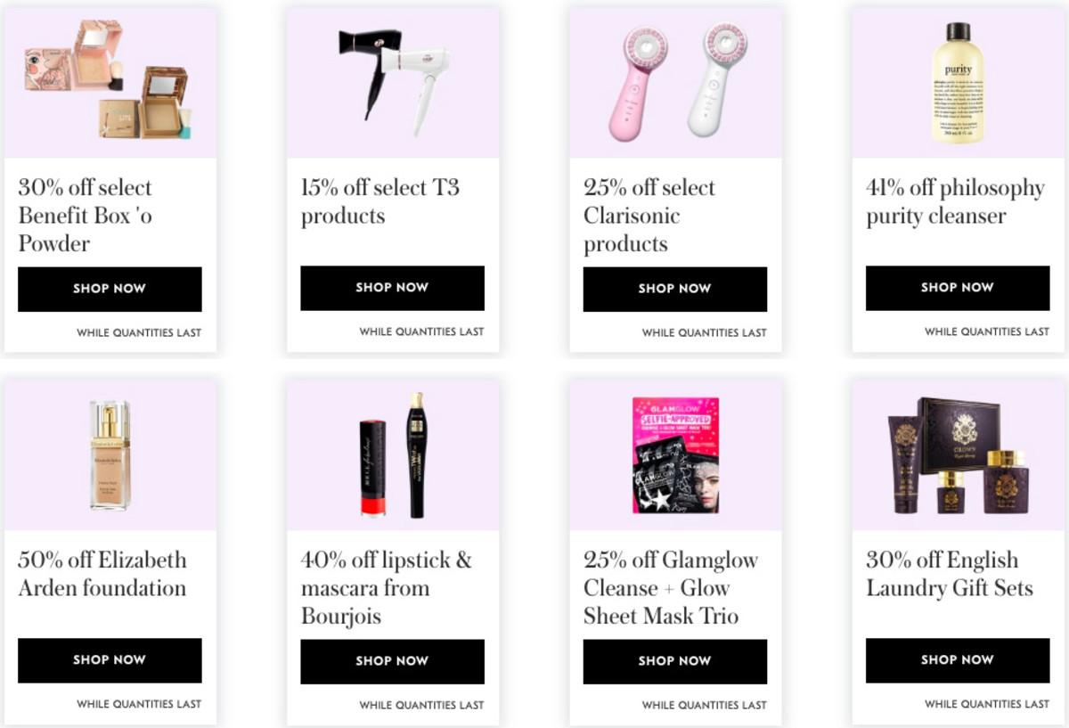 Shoppers Drug Mart Black Friday beauty deals