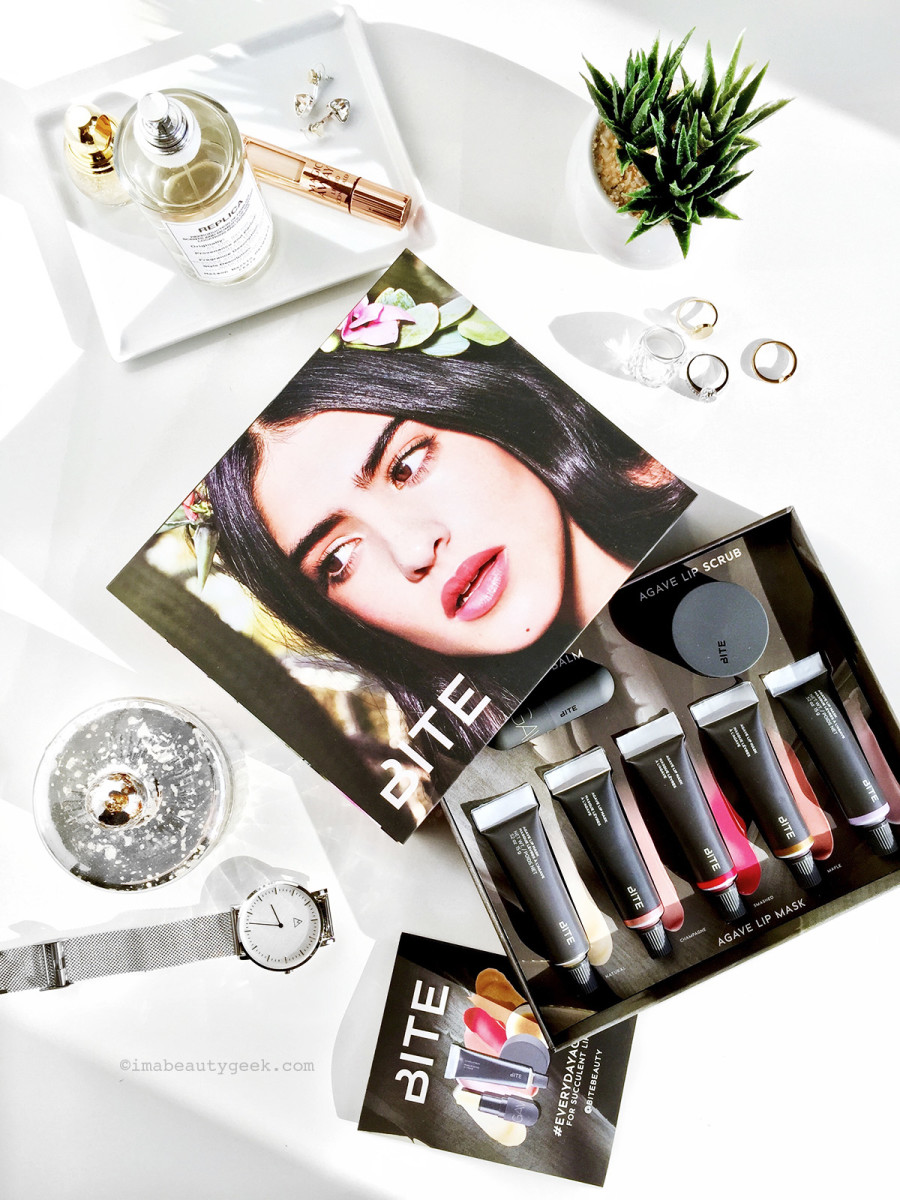 Bite Beauty PR mailer from a couple of years ago; not available.